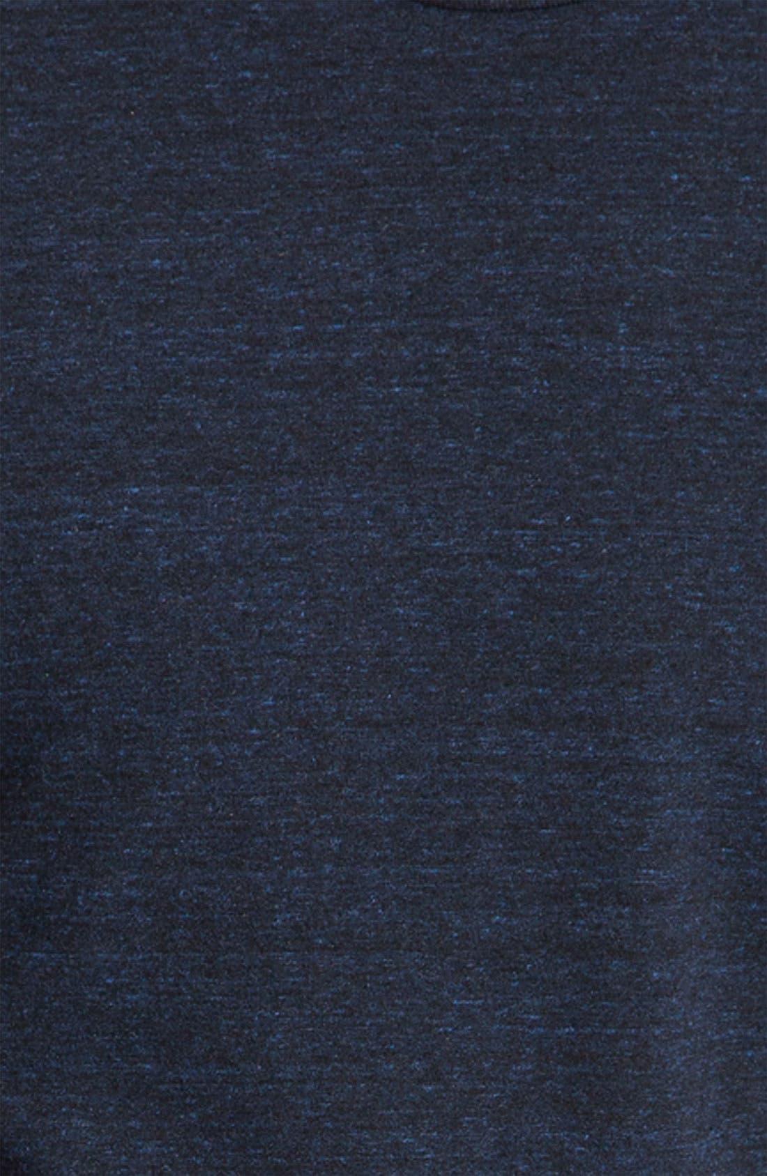 Threads for Thought Heathered Crew Neck,                             Alternate thumbnail 40, color,