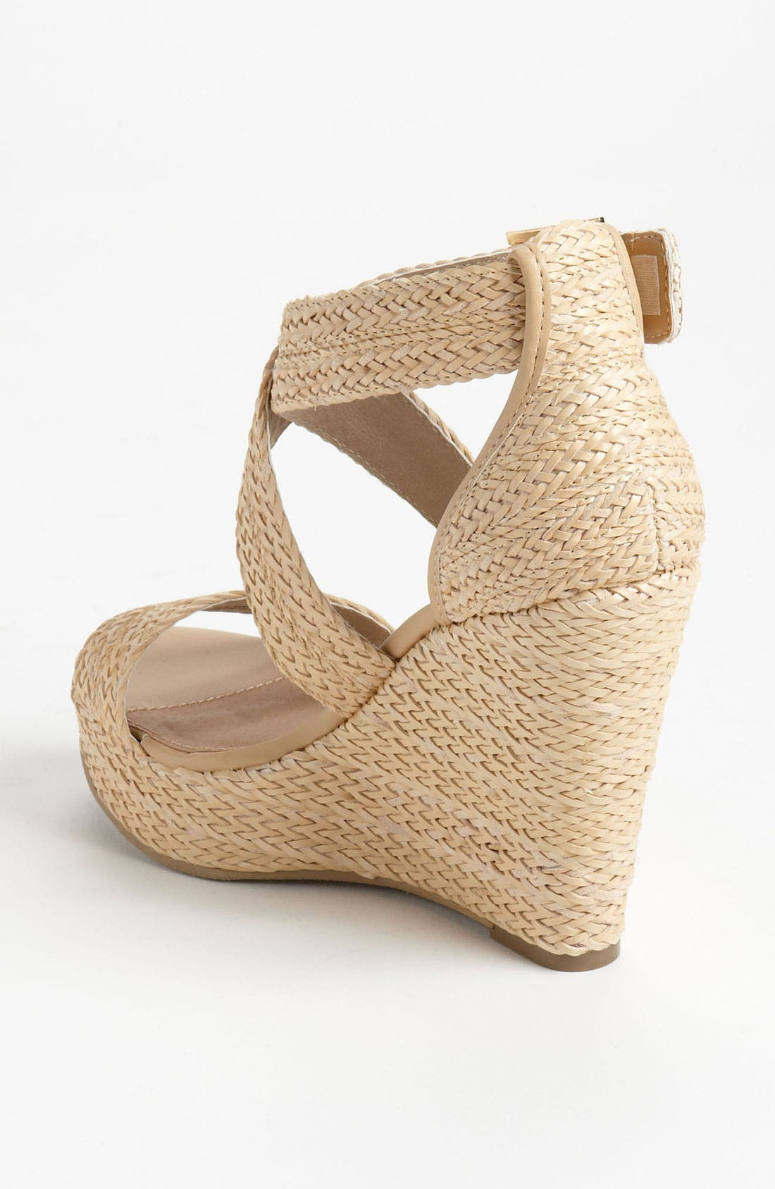 'Haywire' Wedge Sandal,                             Alternate thumbnail 3, color,                             250