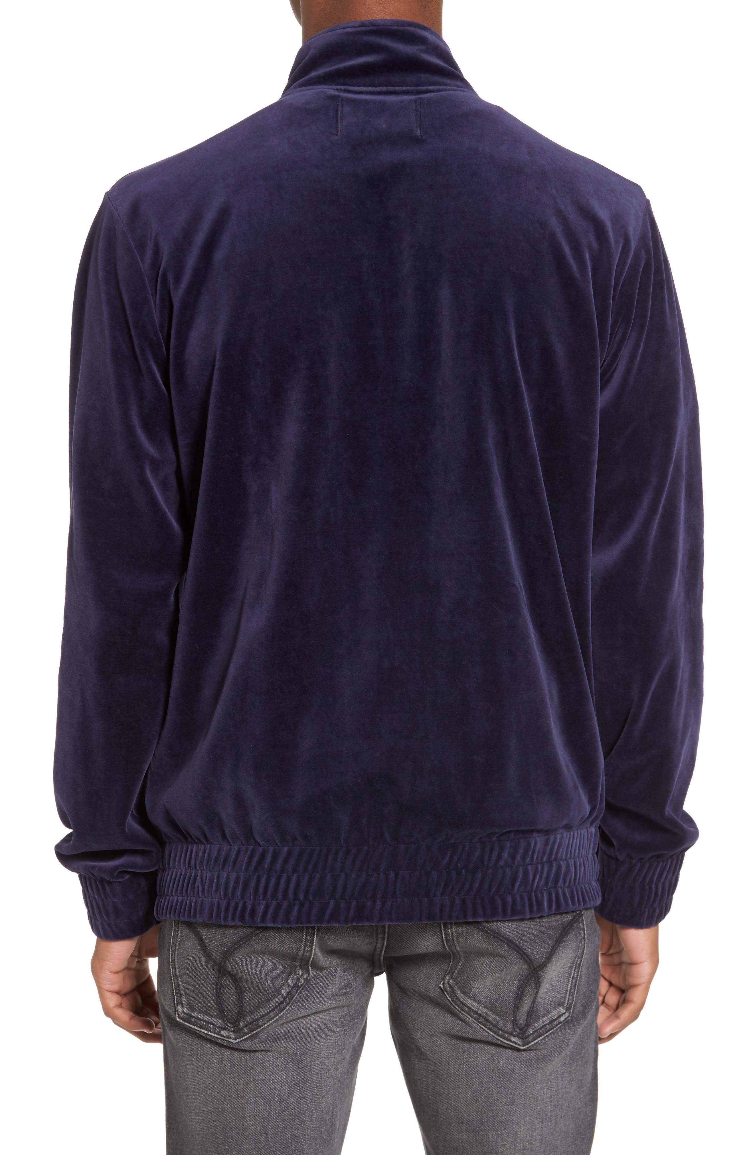 Velour Jacket,                             Alternate thumbnail 6, color,