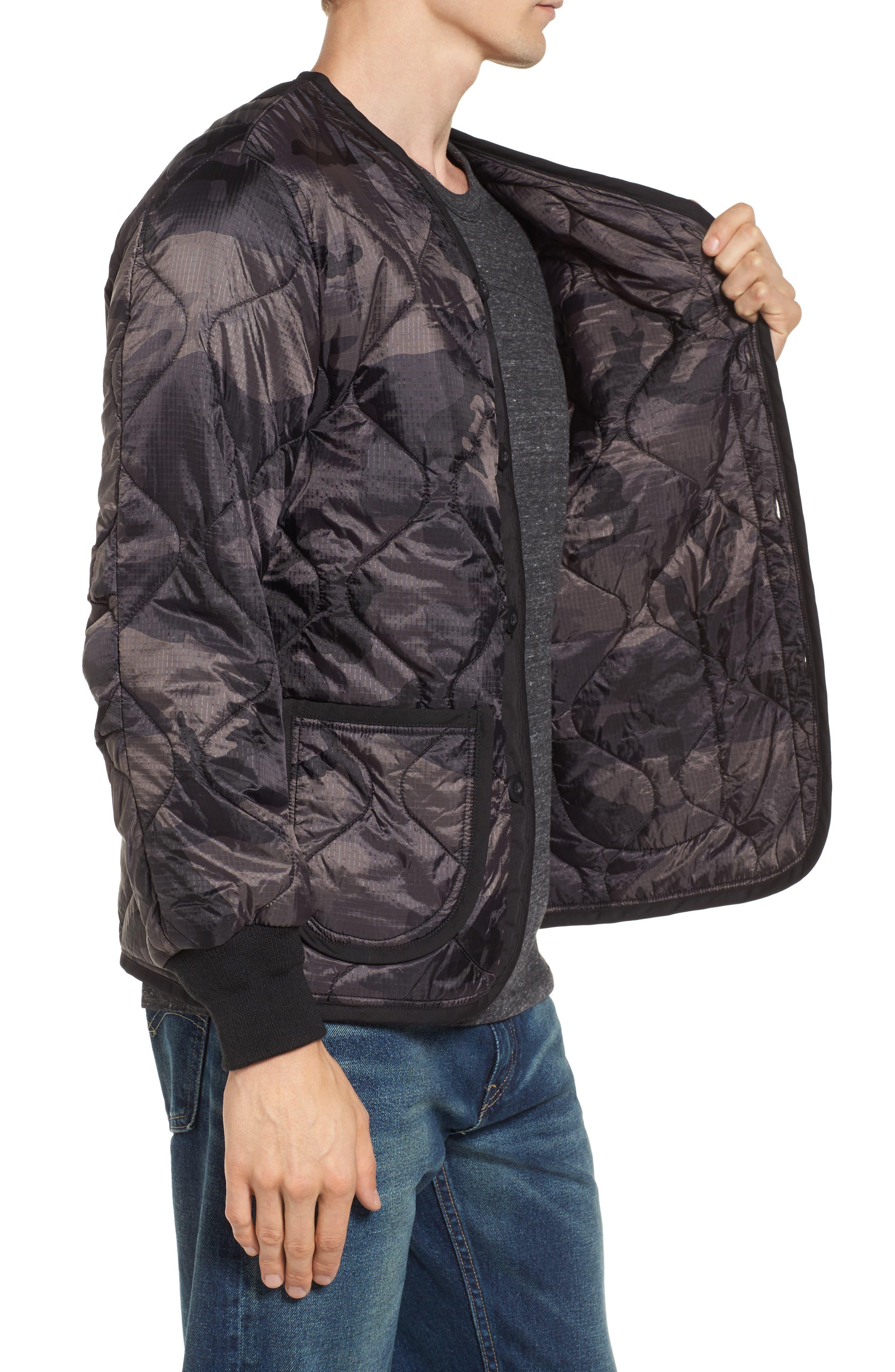 M-65 Defender Liner Jacket,                             Alternate thumbnail 5, color,