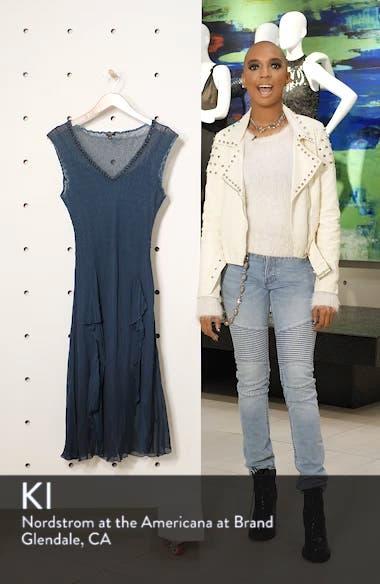 Ruffle Midi Dress, sales video thumbnail