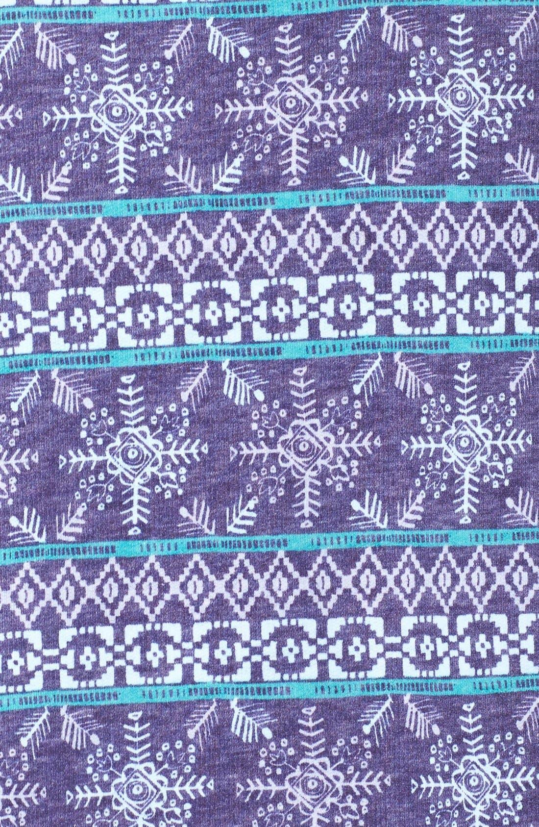 Burnout Lounge Sweatshirt,                             Alternate thumbnail 233, color,