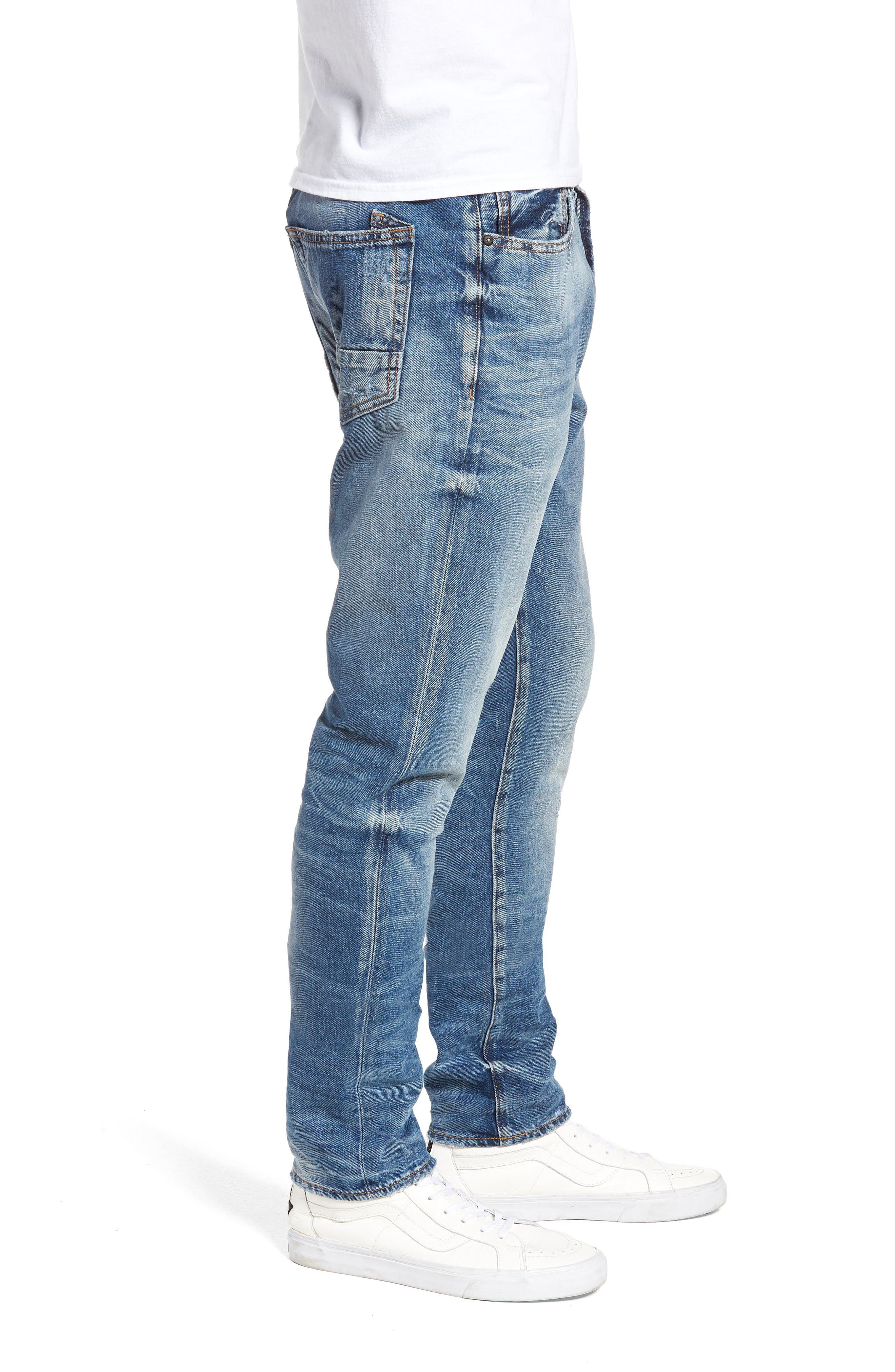 PRPS,                             Le Sabre Tapered Fit,                             Alternate thumbnail 3, color,                             5 YEAR WASH