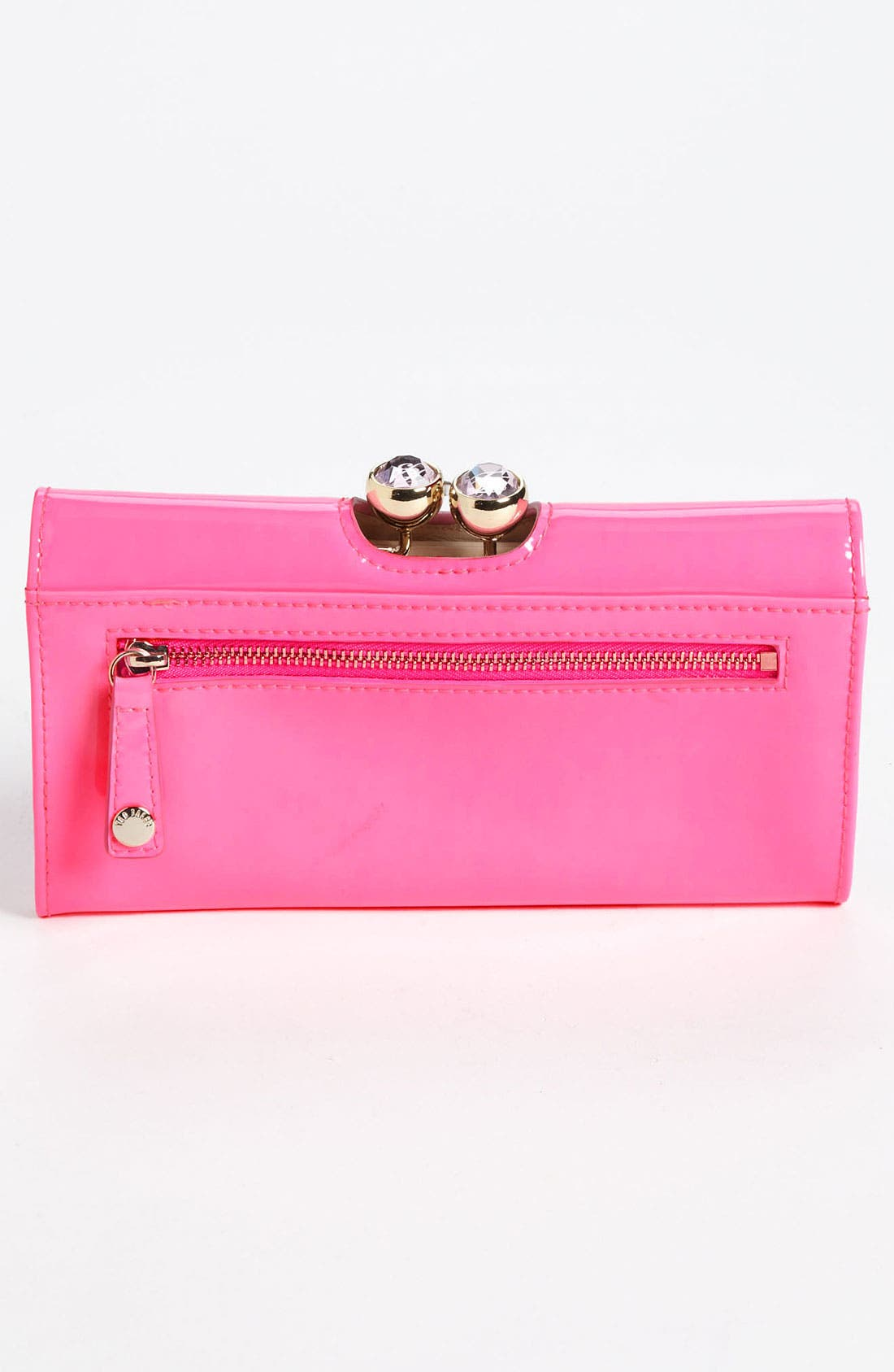 'Crystal Bobble' Matinee Wallet,                             Alternate thumbnail 17, color,