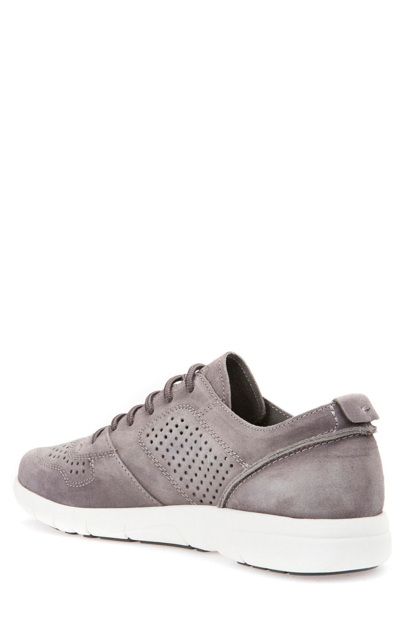 Brattley 2 Perforated Sneaker,                             Alternate thumbnail 2, color,                             020