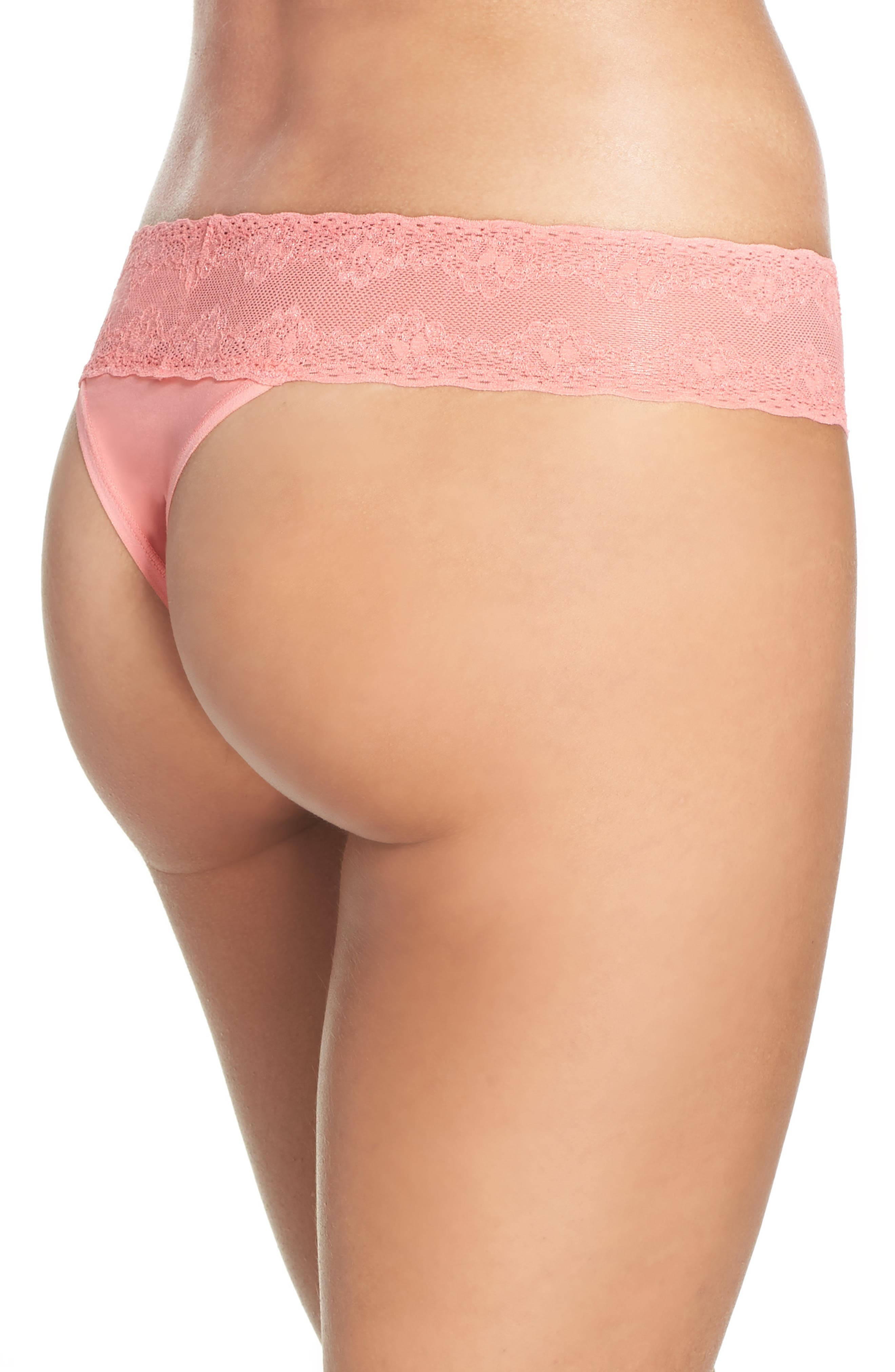 Bliss Perfection Thong,                             Alternate thumbnail 193, color,