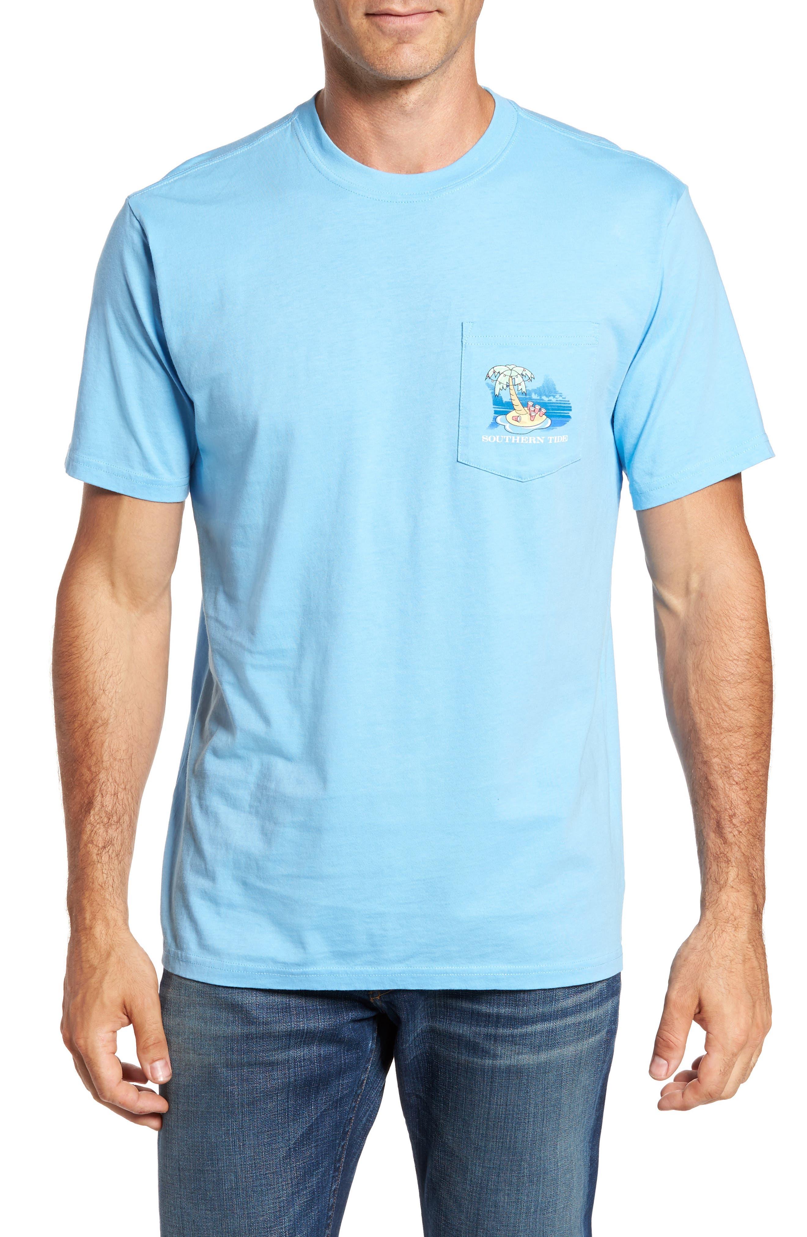 Reindeer Holiday T-Shirt,                             Main thumbnail 1, color,                             392