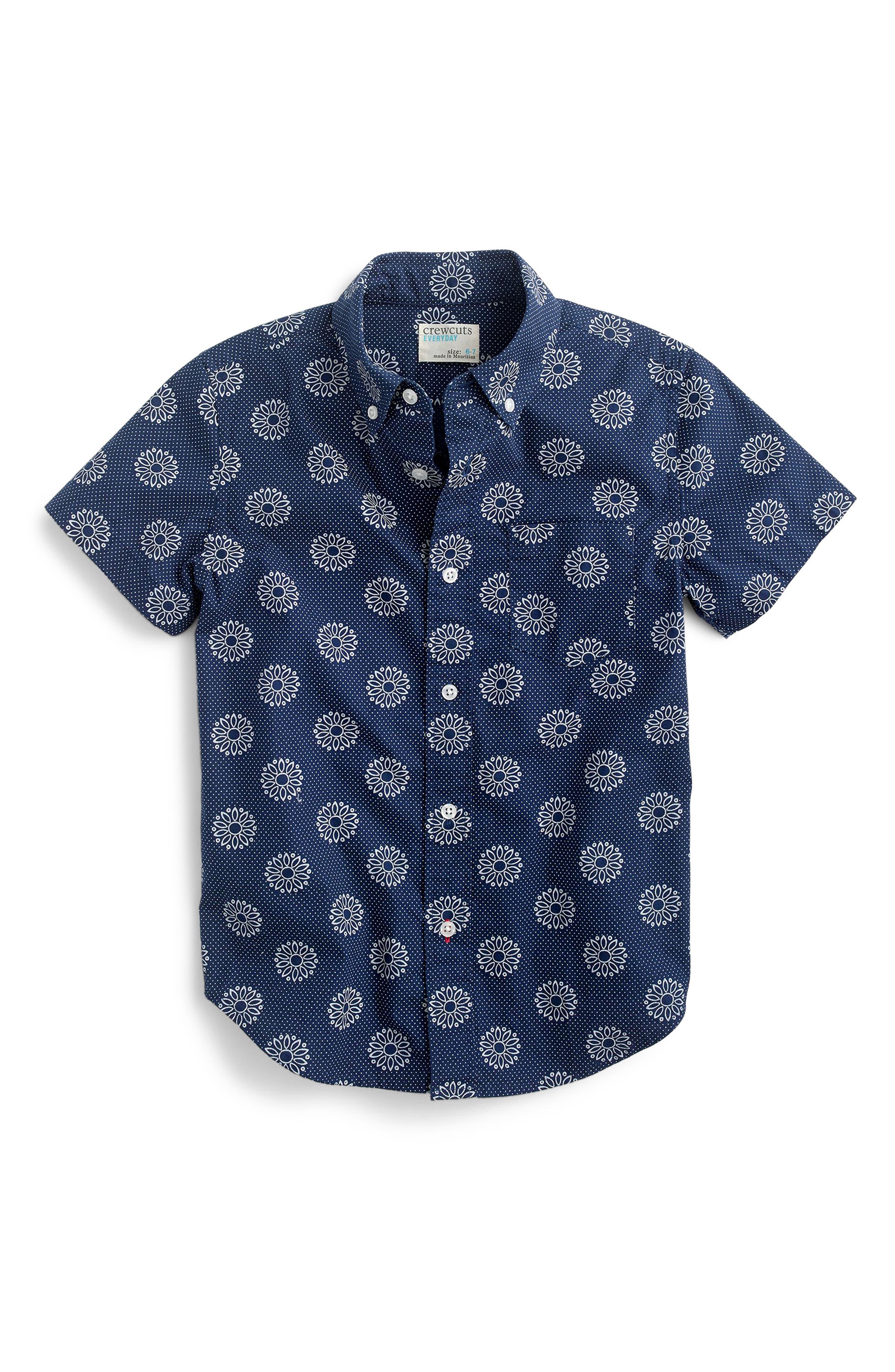 Secret Wash Shirt,                         Main,                         color, 400