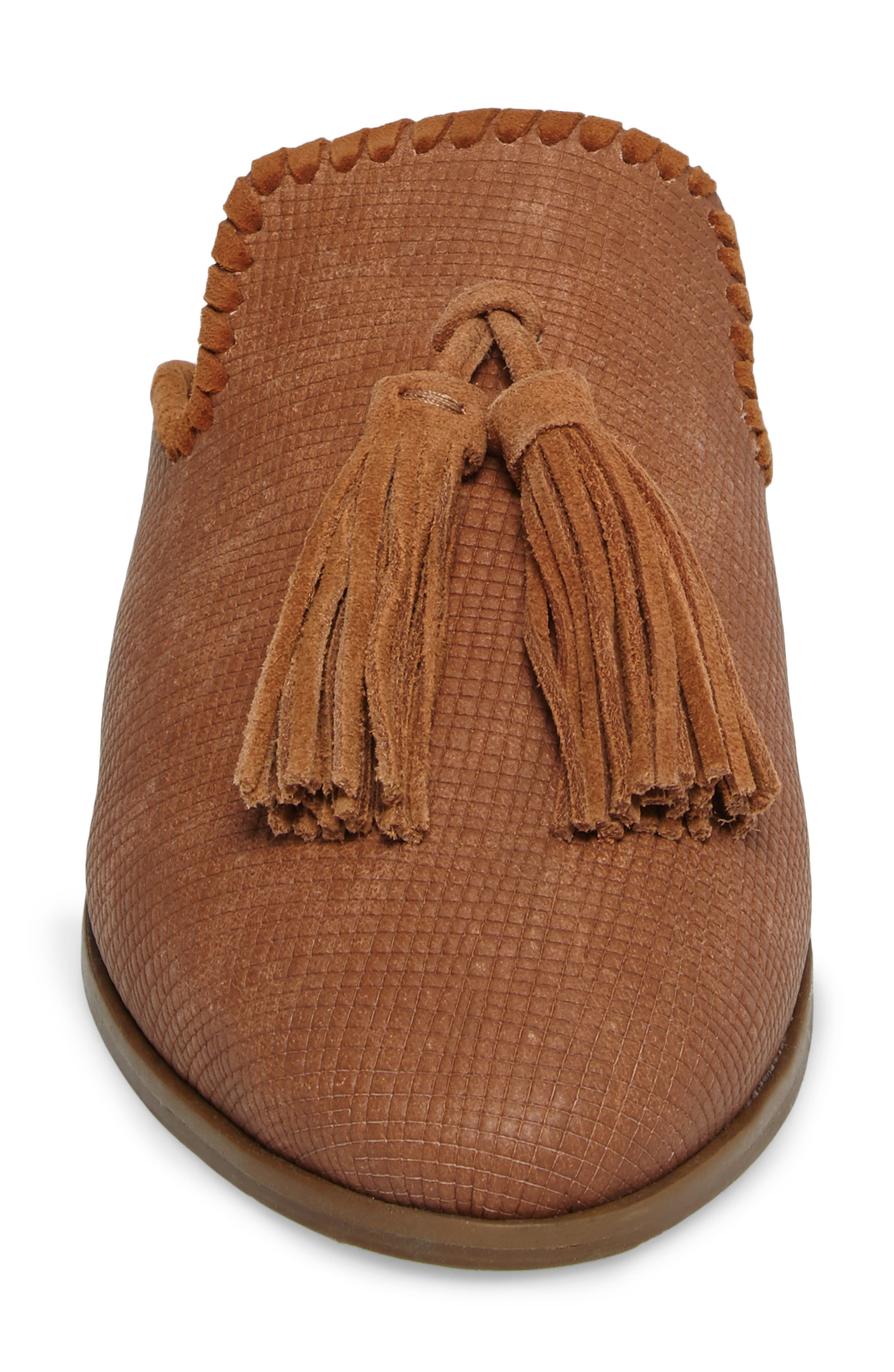 Delaney Tassel Mule,                             Alternate thumbnail 11, color,