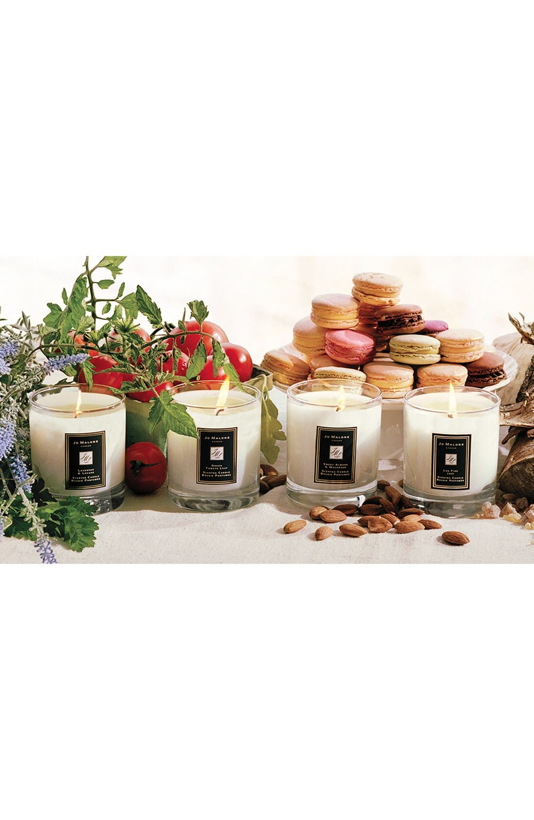 Jo Malone<sup>™</sup> Just Like Sunday - Green Tomato Leaf Candle,                             Alternate thumbnail 4, color,                             NO COLOR