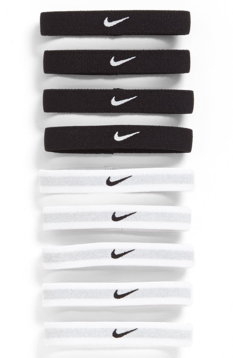 Nike Sport Hair Ties (9-Pack)  82363be3e65