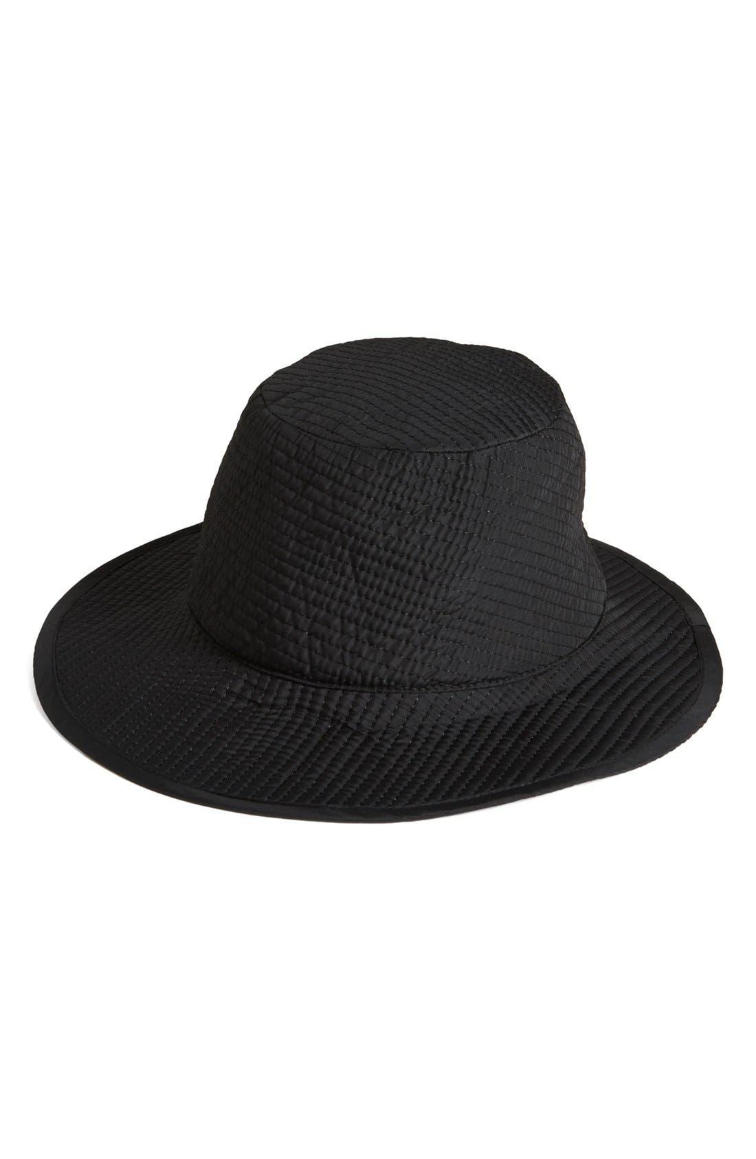 Rain Hat,                         Main,                         color, 001