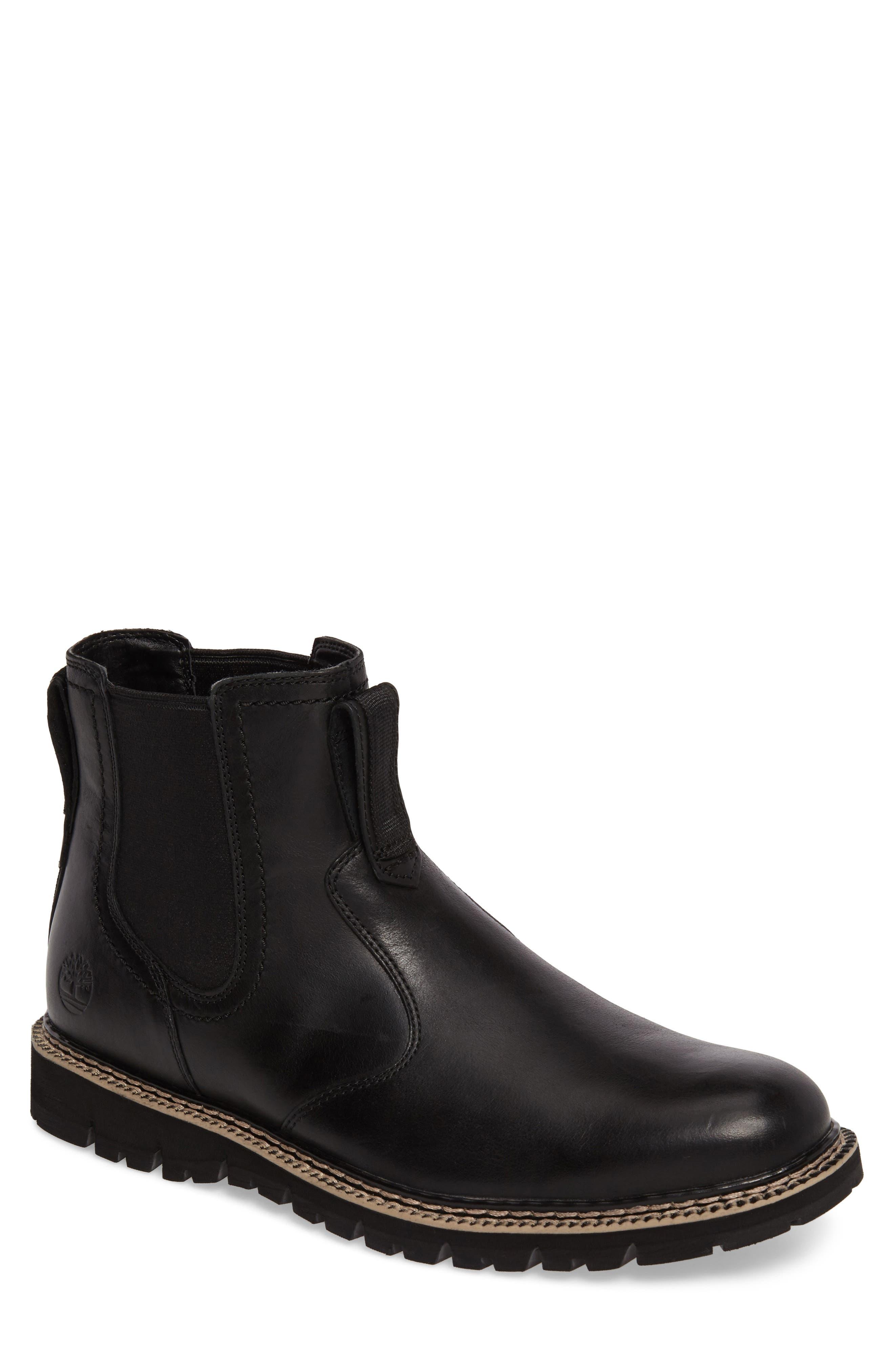 Britton Hill Chelsea Boot, Main, color, 001