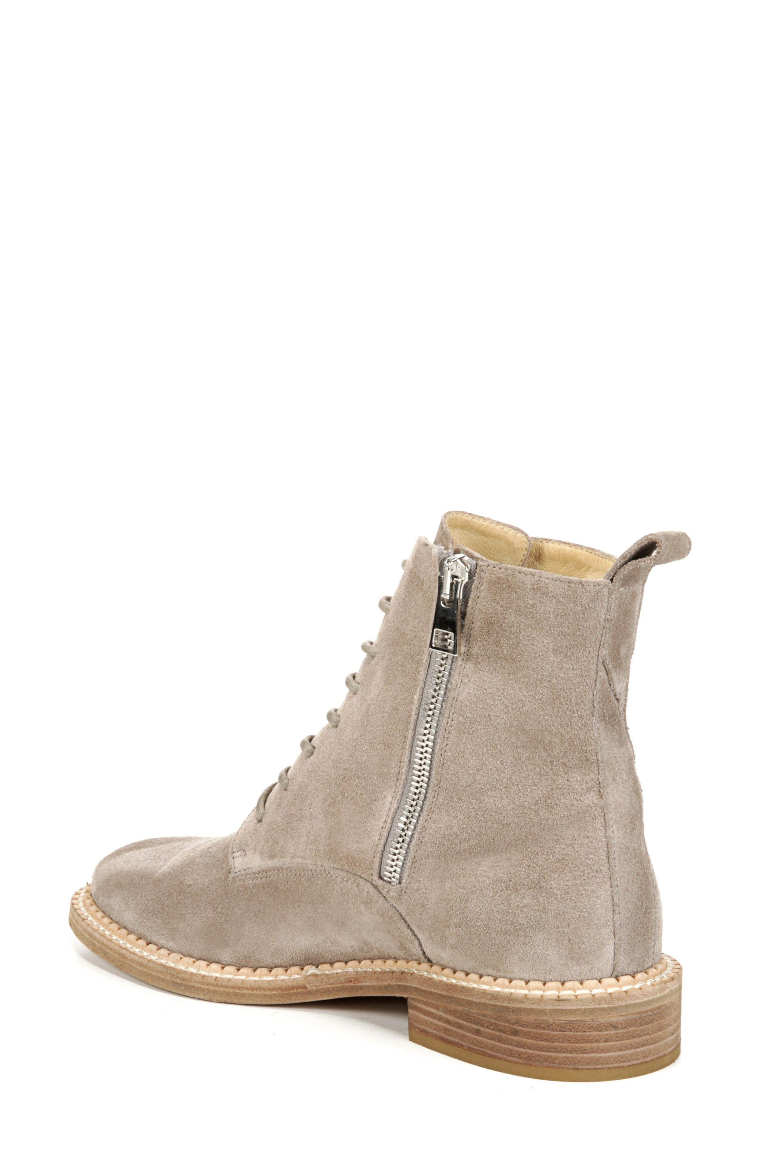 Cabria Lace-Up Boot,                             Alternate thumbnail 2, color,                             LIGHT WOODSMOKE