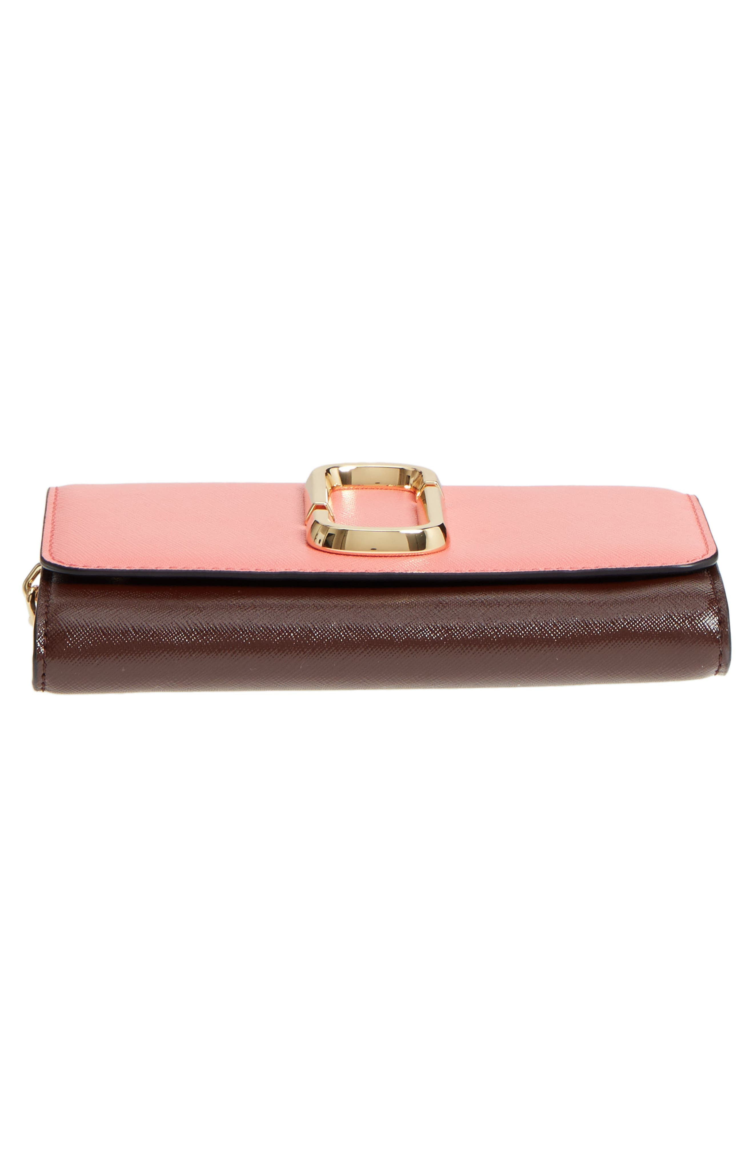 Snapshot Leather Wallet on a Chain,                             Alternate thumbnail 67, color,