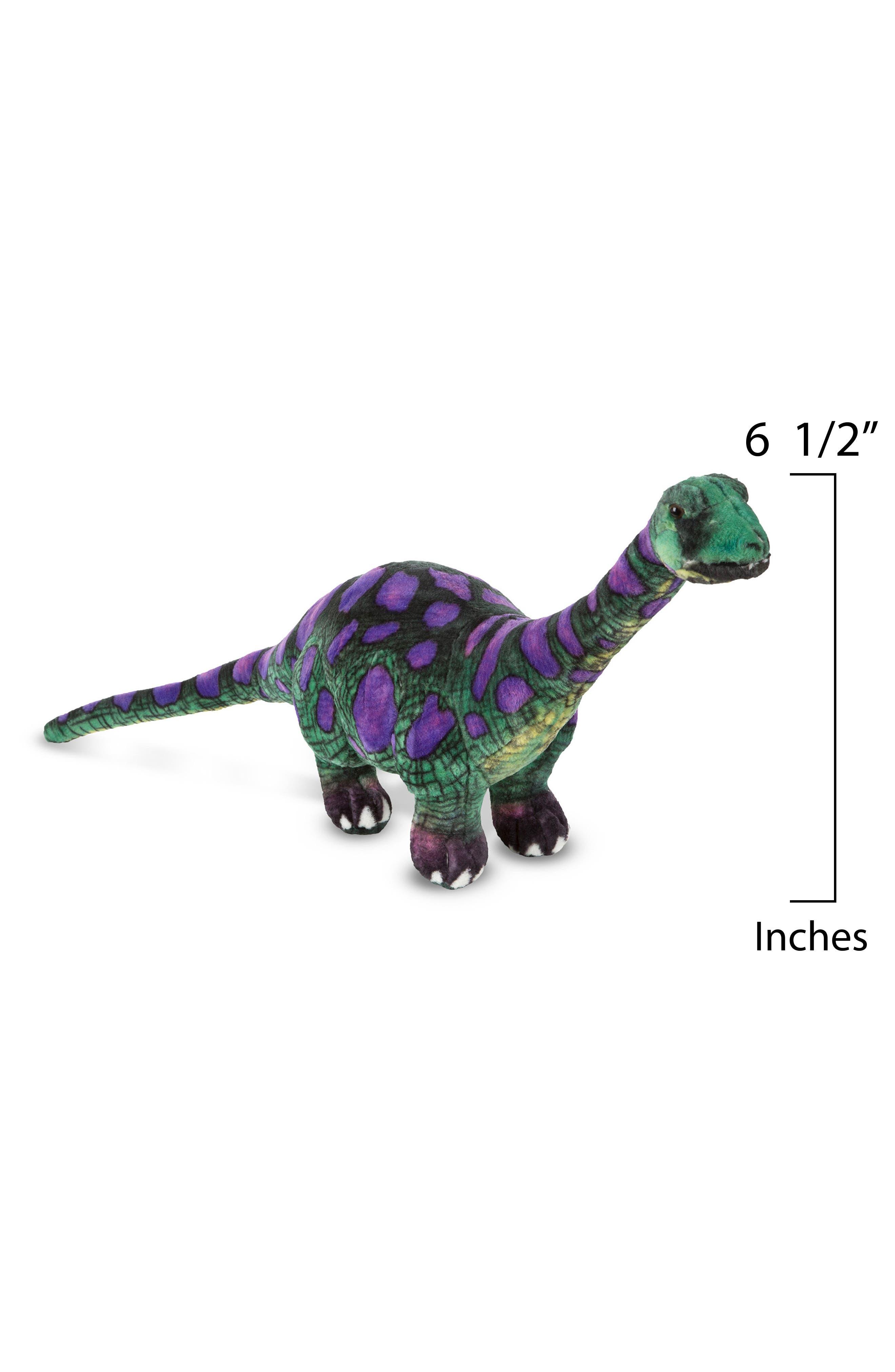 Apatosaurus Stuffed Animal,                             Alternate thumbnail 2, color,                             300