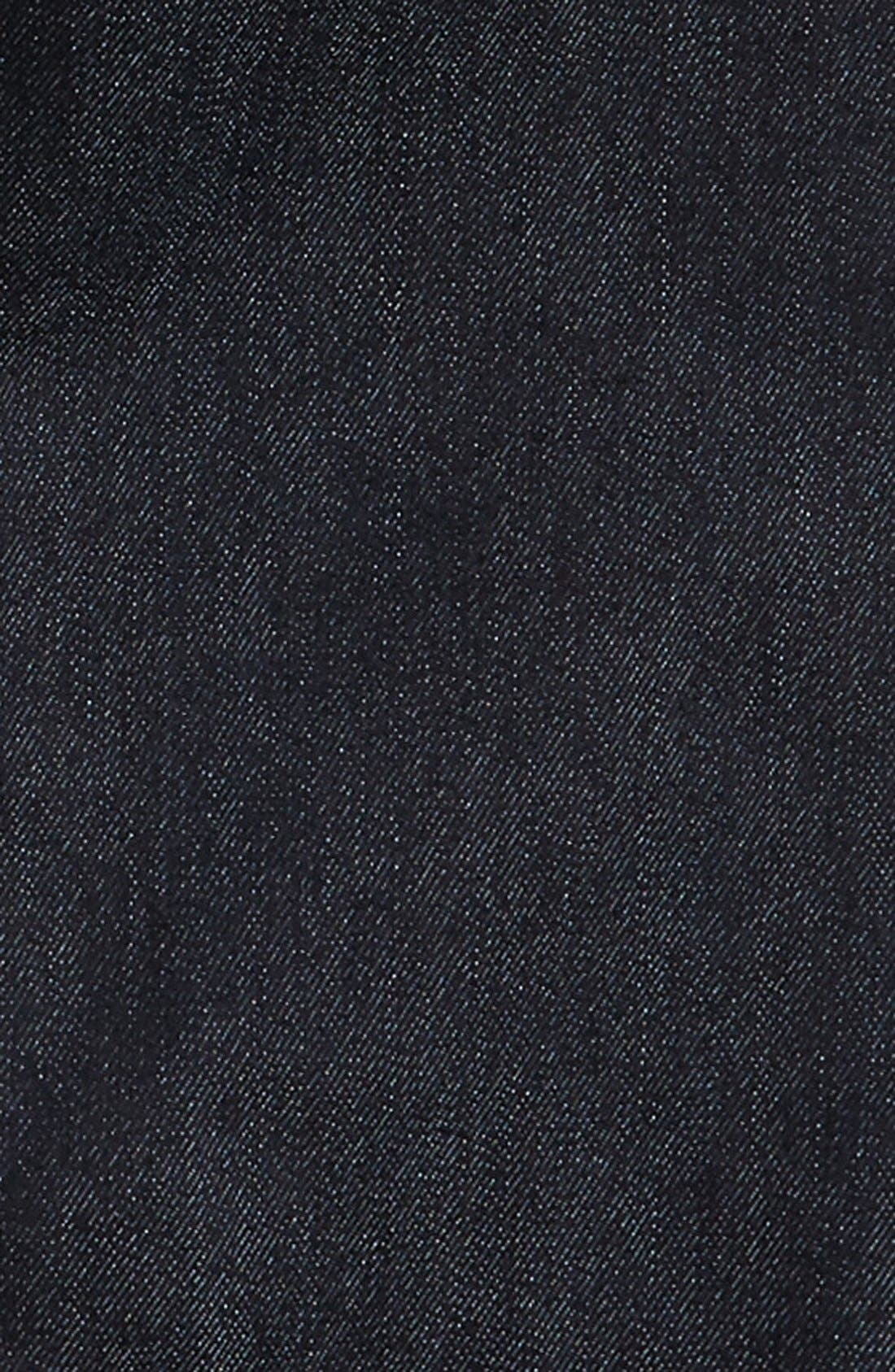 Brixton Straight Leg Jeans,                             Alternate thumbnail 5, color,                             400