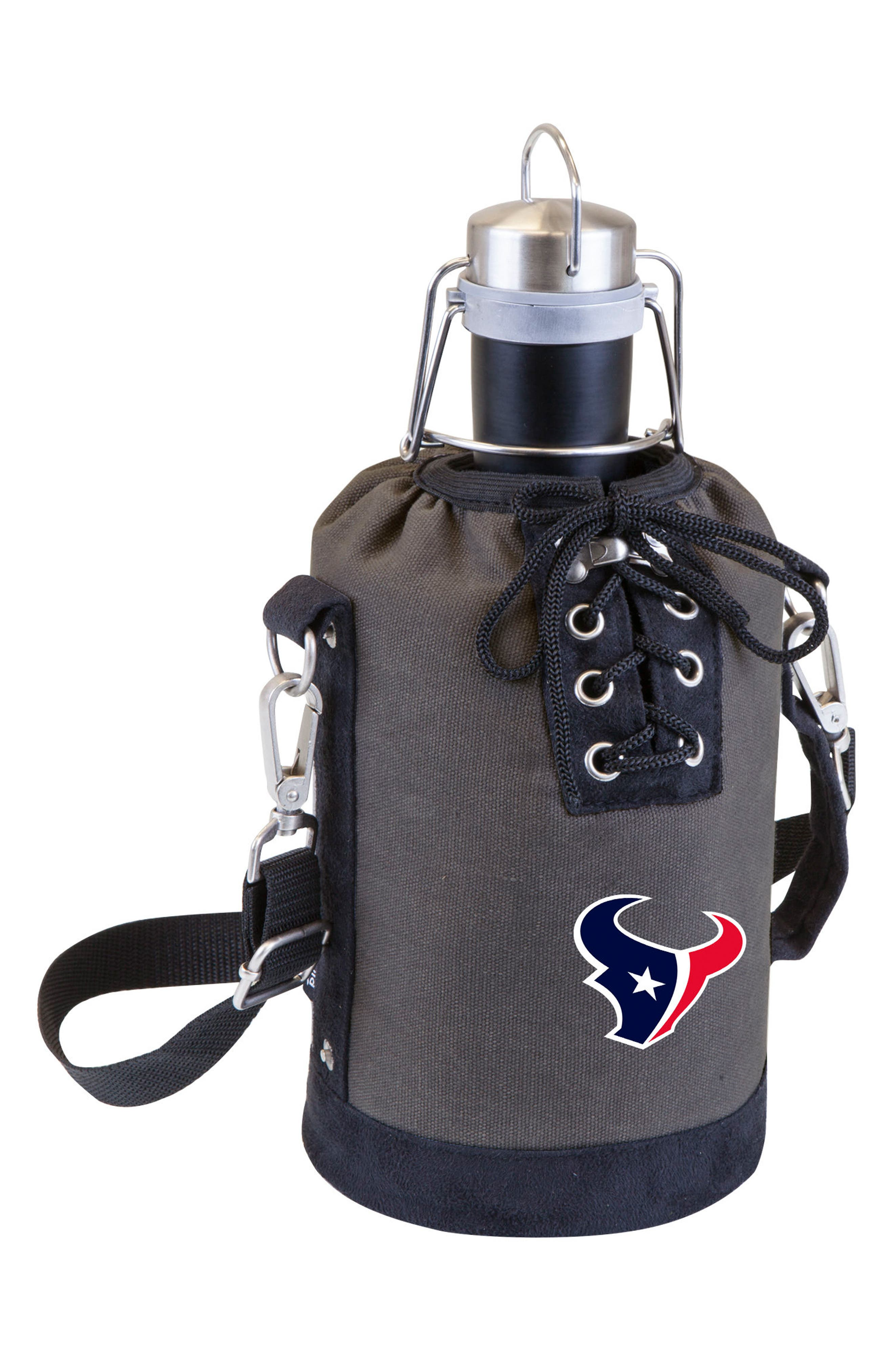 NFL Team Logo Tote & Stainless Steel Growler,                             Main thumbnail 13, color,