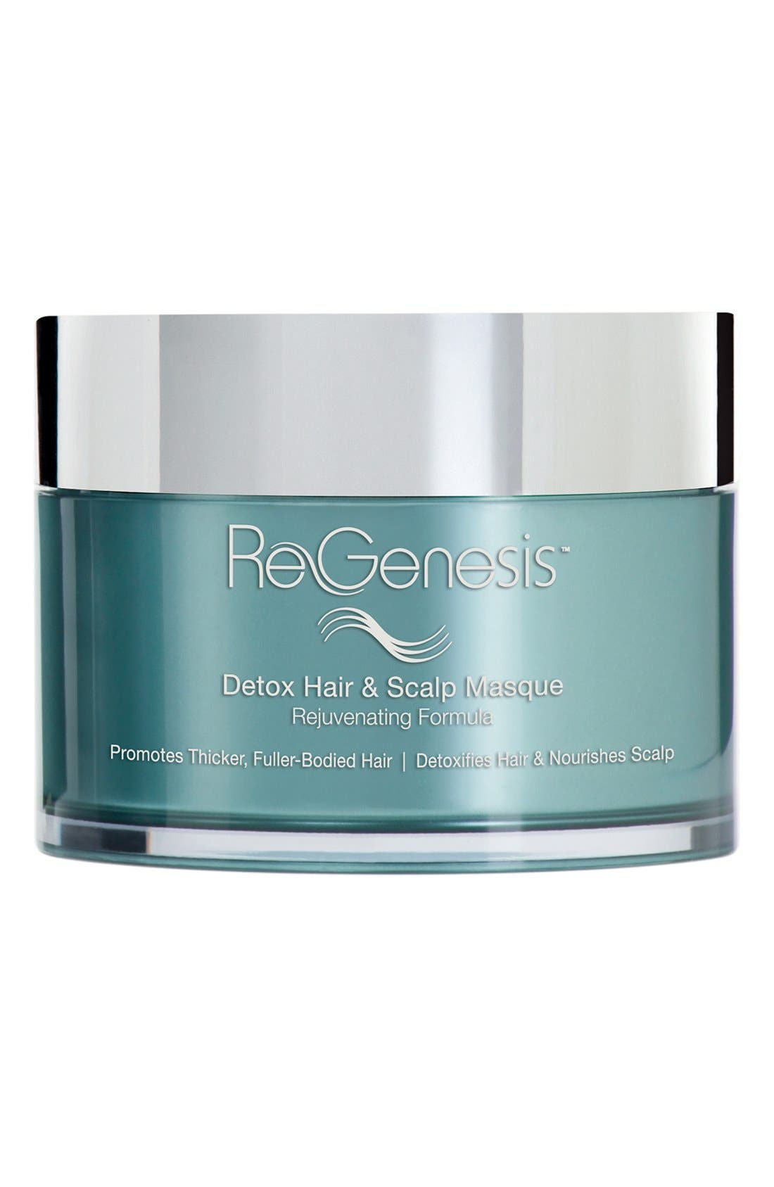 ReGenesis<sup>™</sup> by RevitaLash<sup>®</sup> Detox Hair & Scalp Masque Rejuvenating Formula,                             Main thumbnail 1, color,                             000