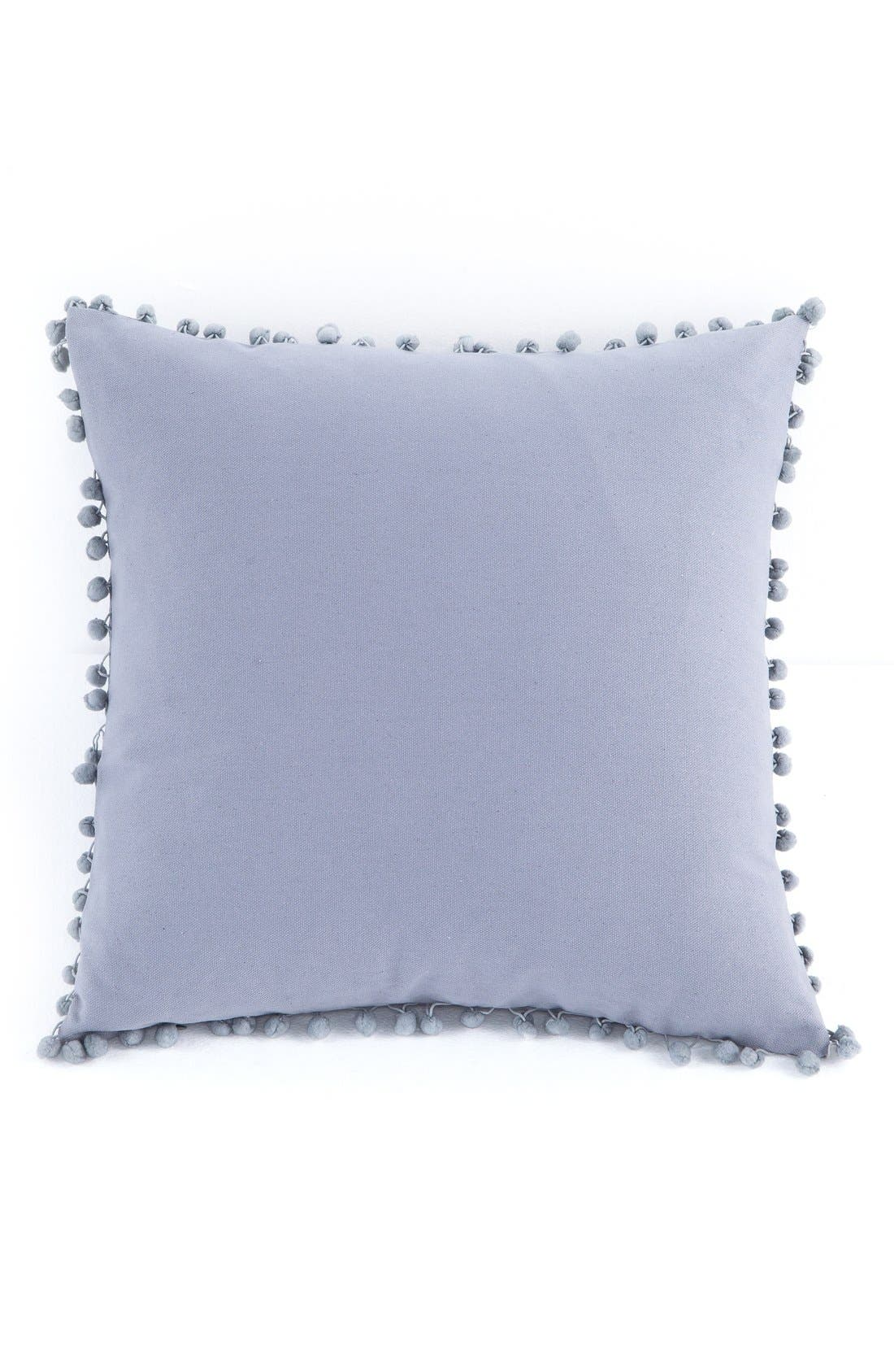 Elodie Pom Pillow,                             Main thumbnail 1, color,                             020