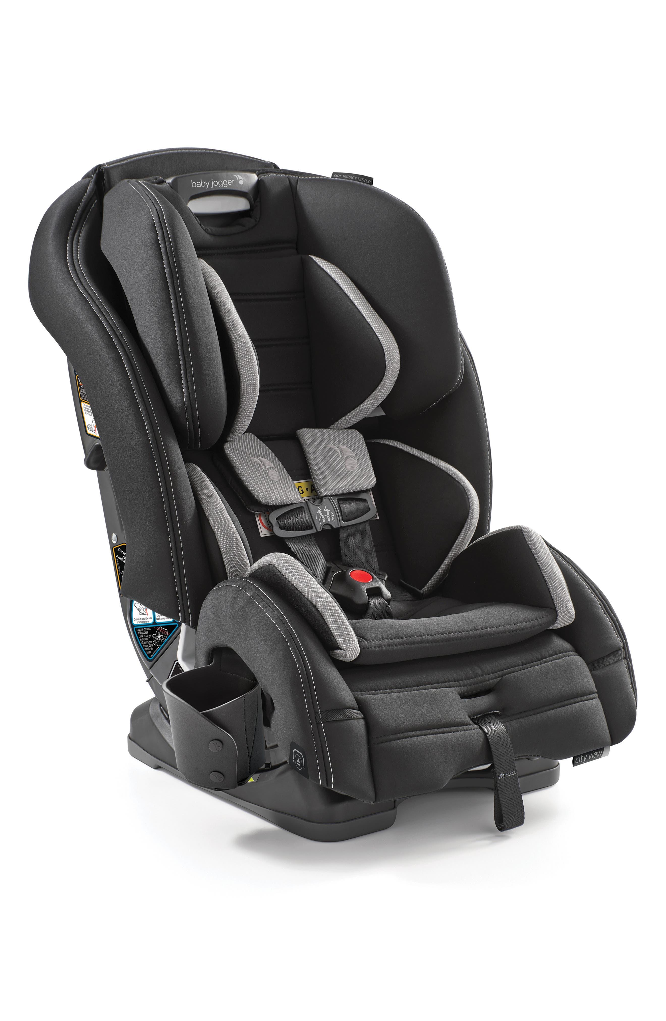 City View 2018 Convertible Car Seat,                             Alternate thumbnail 7, color,                             BLACK/ MONUMENT