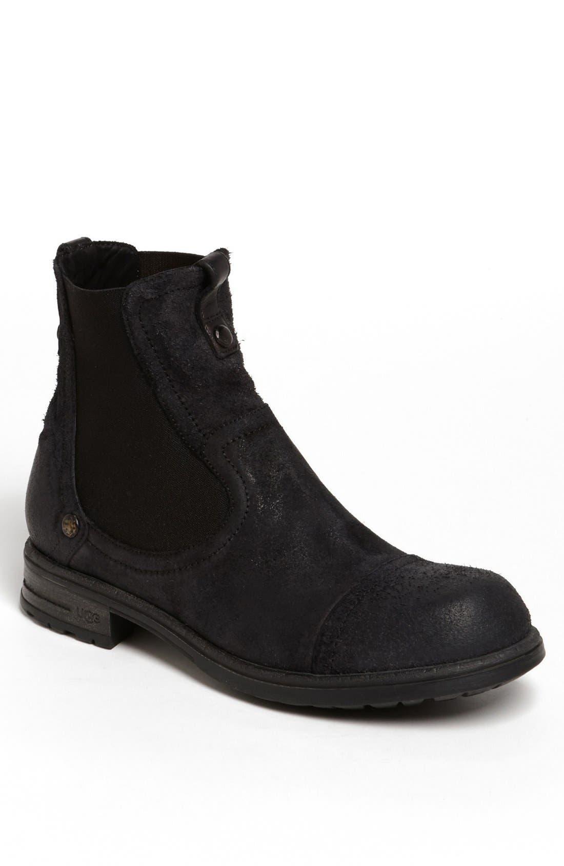 'Amone' Boot,                             Main thumbnail 1, color,                             001