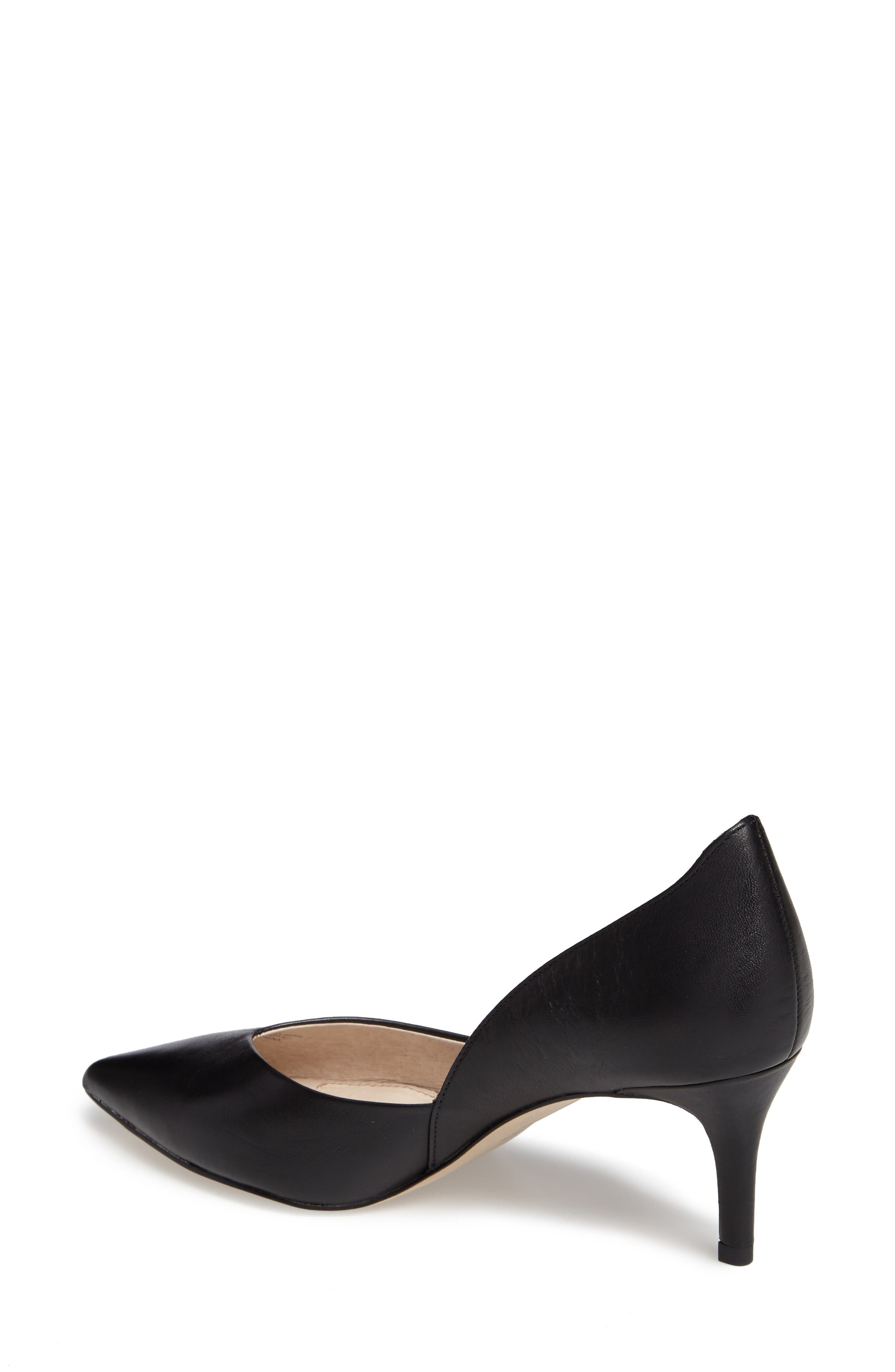 Jacee Pointy Toe Pump,                             Alternate thumbnail 2, color,                             002