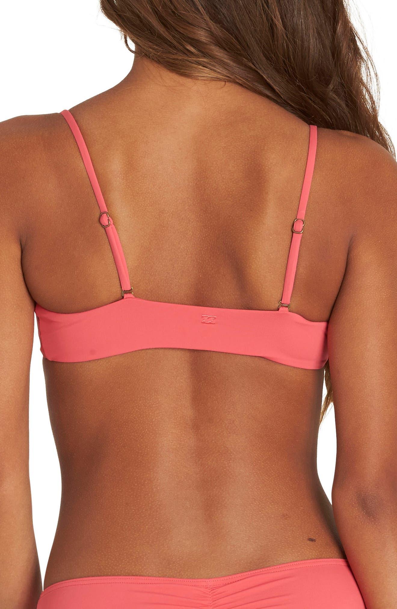 Sol Searcher Trilet Bikini Top,                             Alternate thumbnail 8, color,