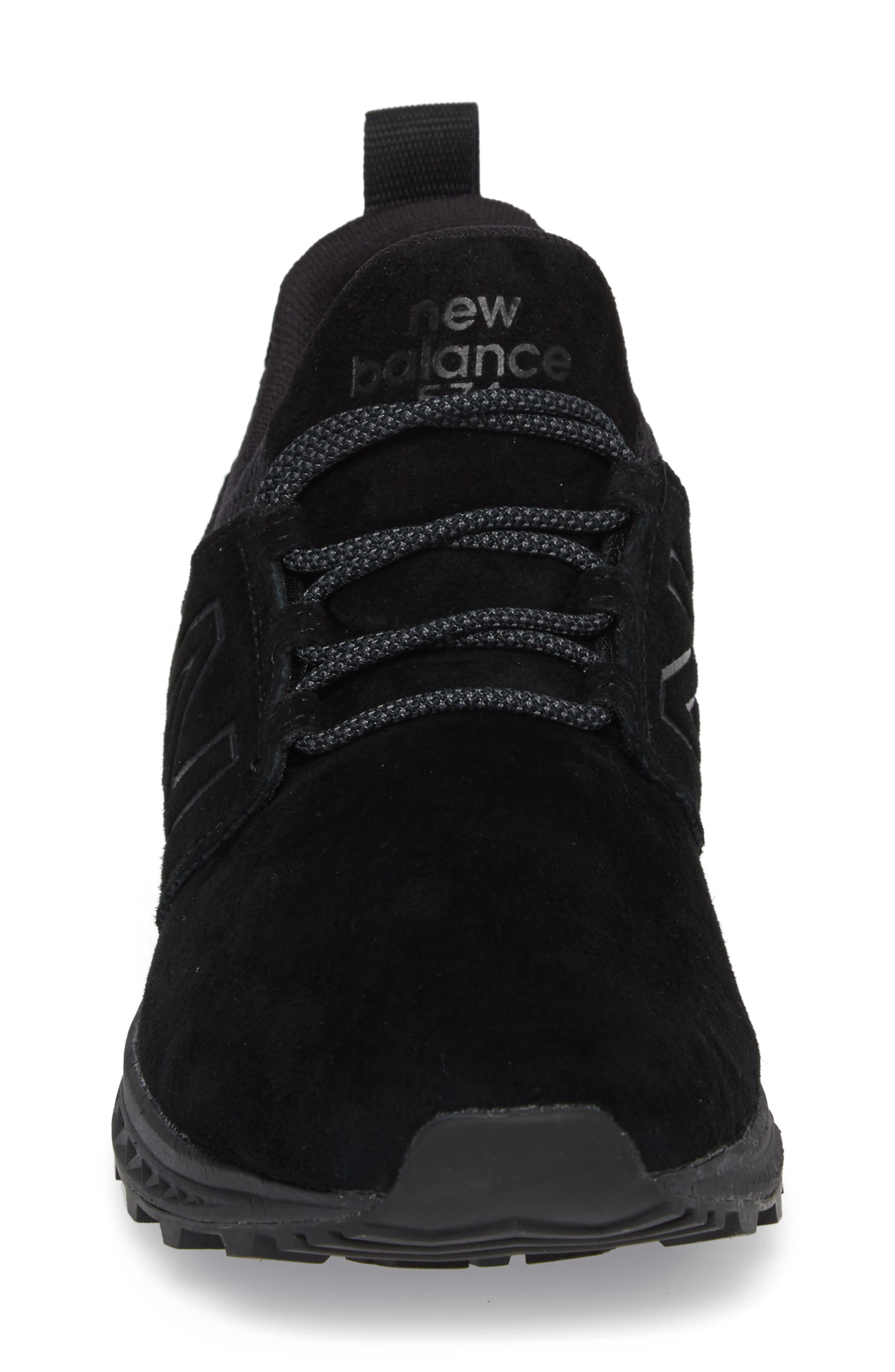 574 Decon Sneaker,                             Alternate thumbnail 4, color,                             001