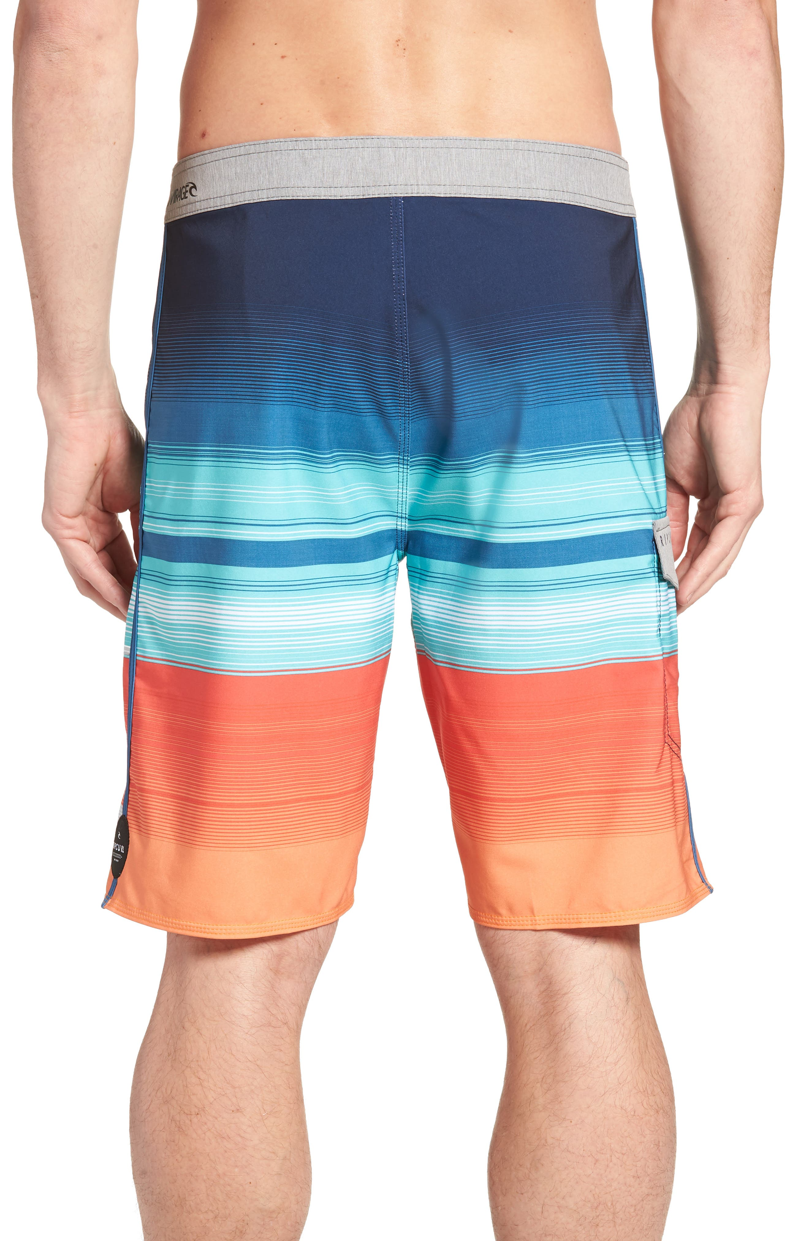 Mirage Accelerate Board Shorts,                             Alternate thumbnail 4, color,
