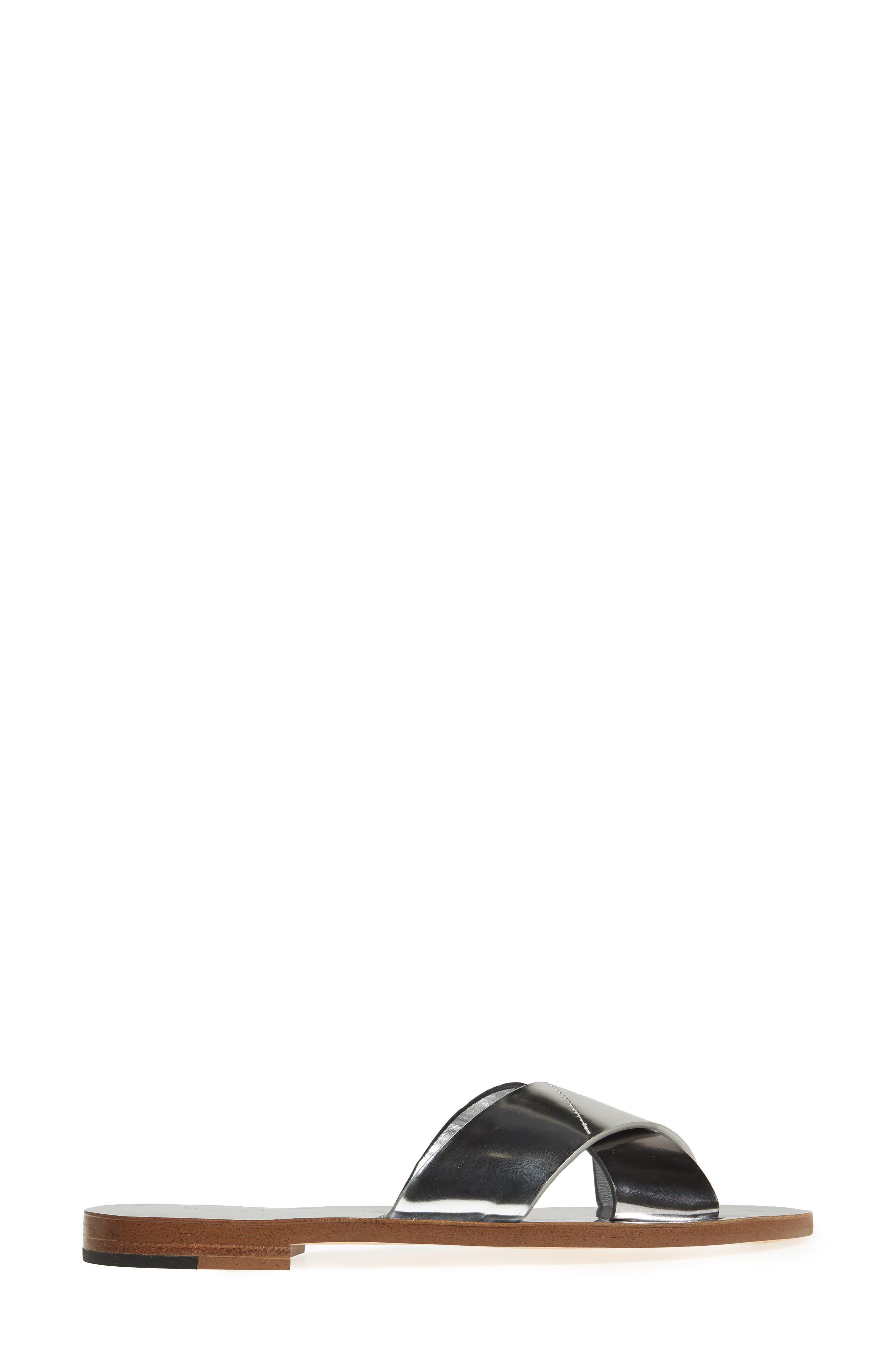Ally Slide Sandal,                             Alternate thumbnail 3, color,                             040