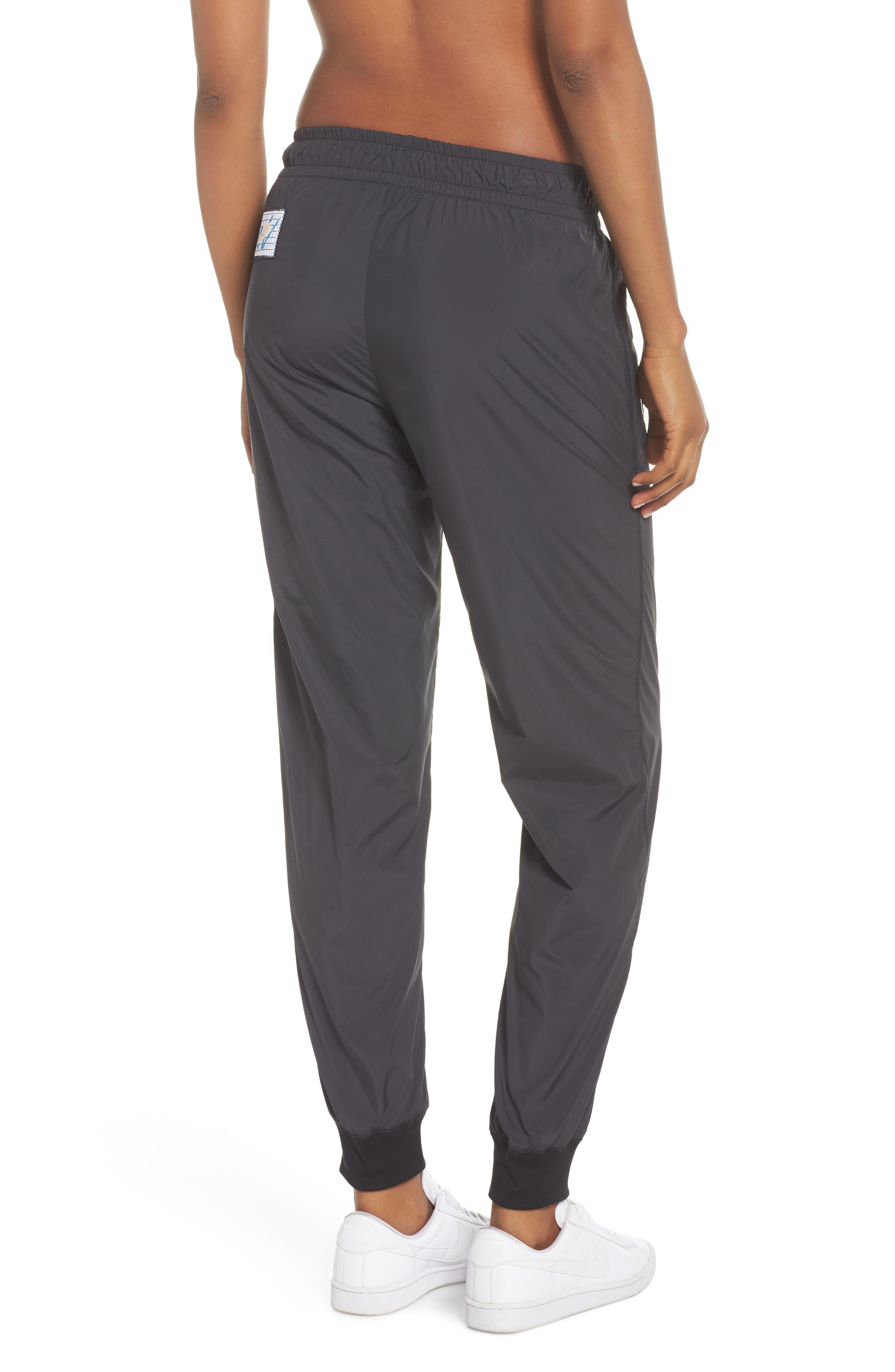 Sportswear Archive Women's Woven Pants,                             Alternate thumbnail 2, color,                             010