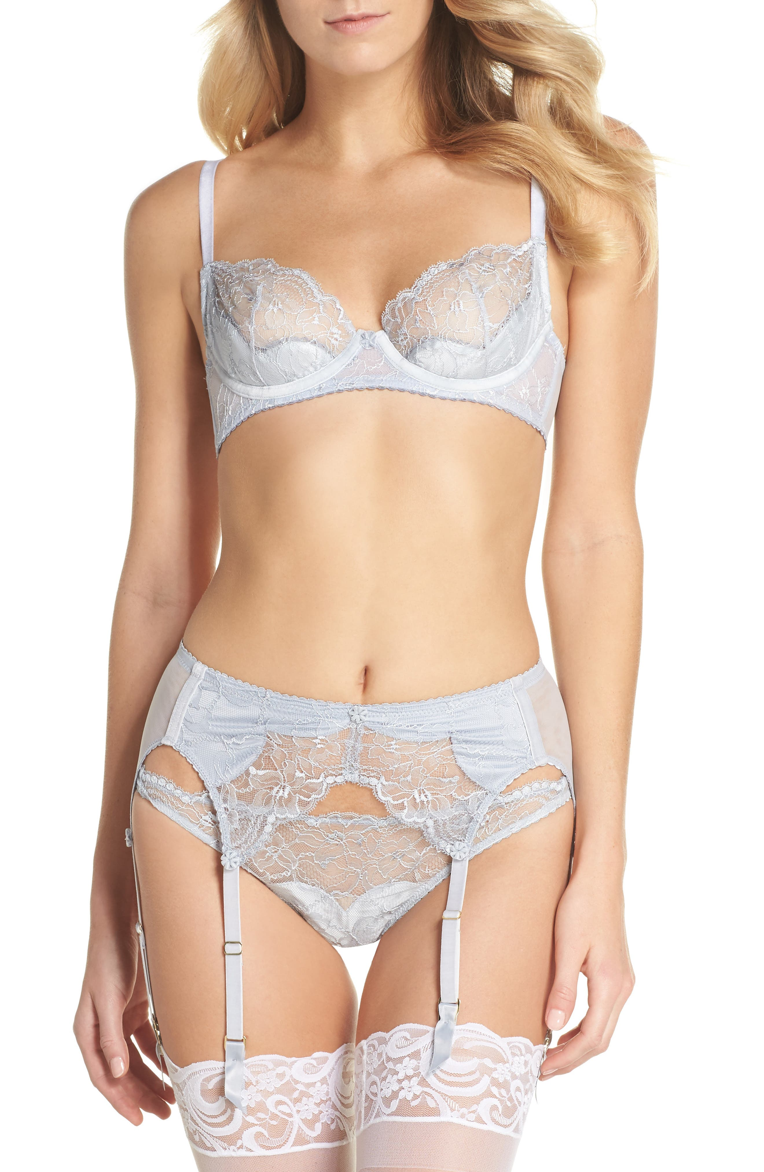 Tryst G-String Thong,                             Alternate thumbnail 7, color,                             020