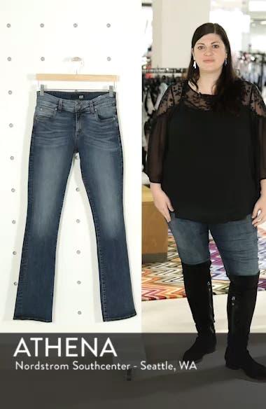 Natalie Bootcut Jeans, sales video thumbnail