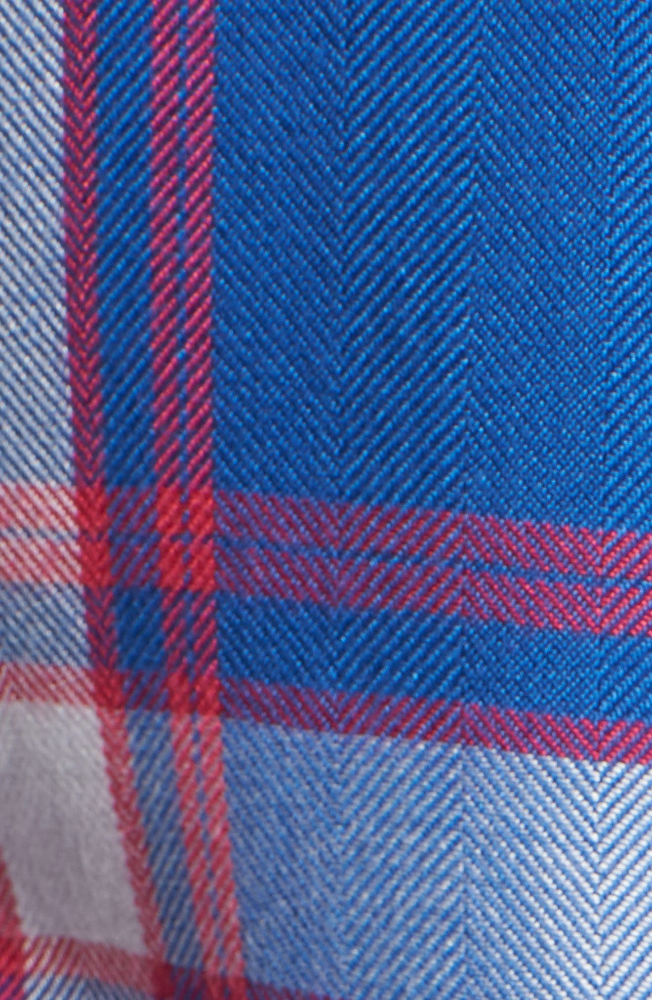Hunter Plaid Shirt,                             Alternate thumbnail 591, color,