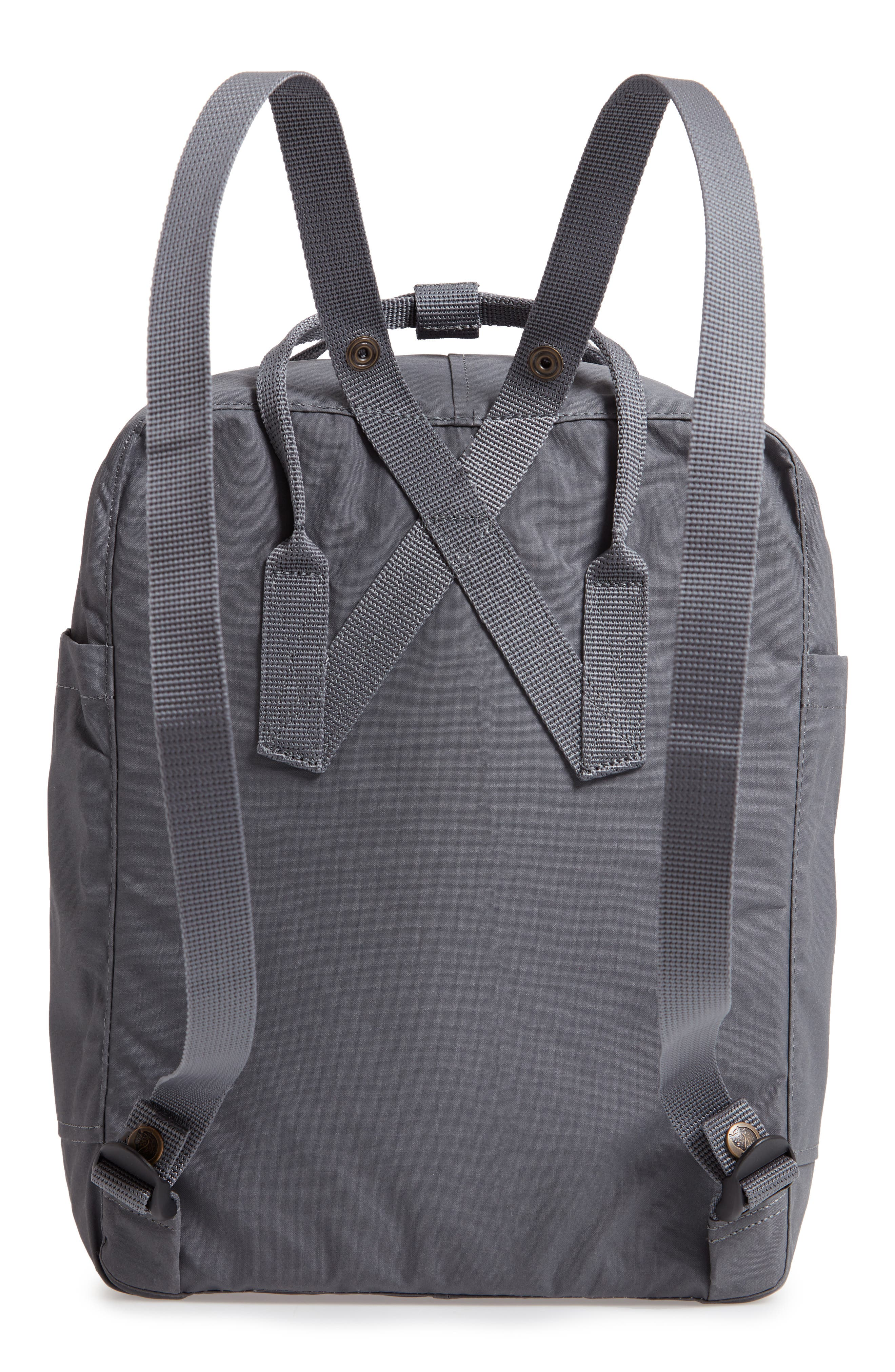 'Kånken' Water Resistant Backpack,                             Alternate thumbnail 3, color,                             SUPER GREY