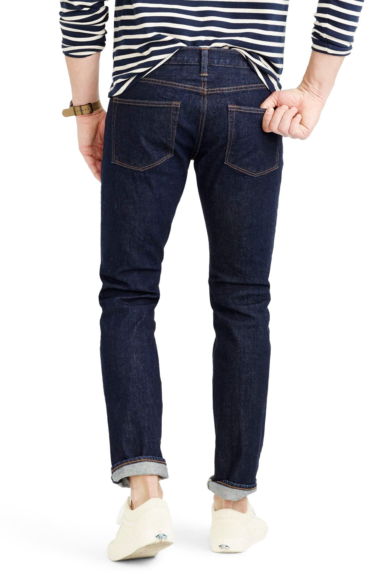 484 Slim Fit Stretch Jeans,                             Alternate thumbnail 2, color,