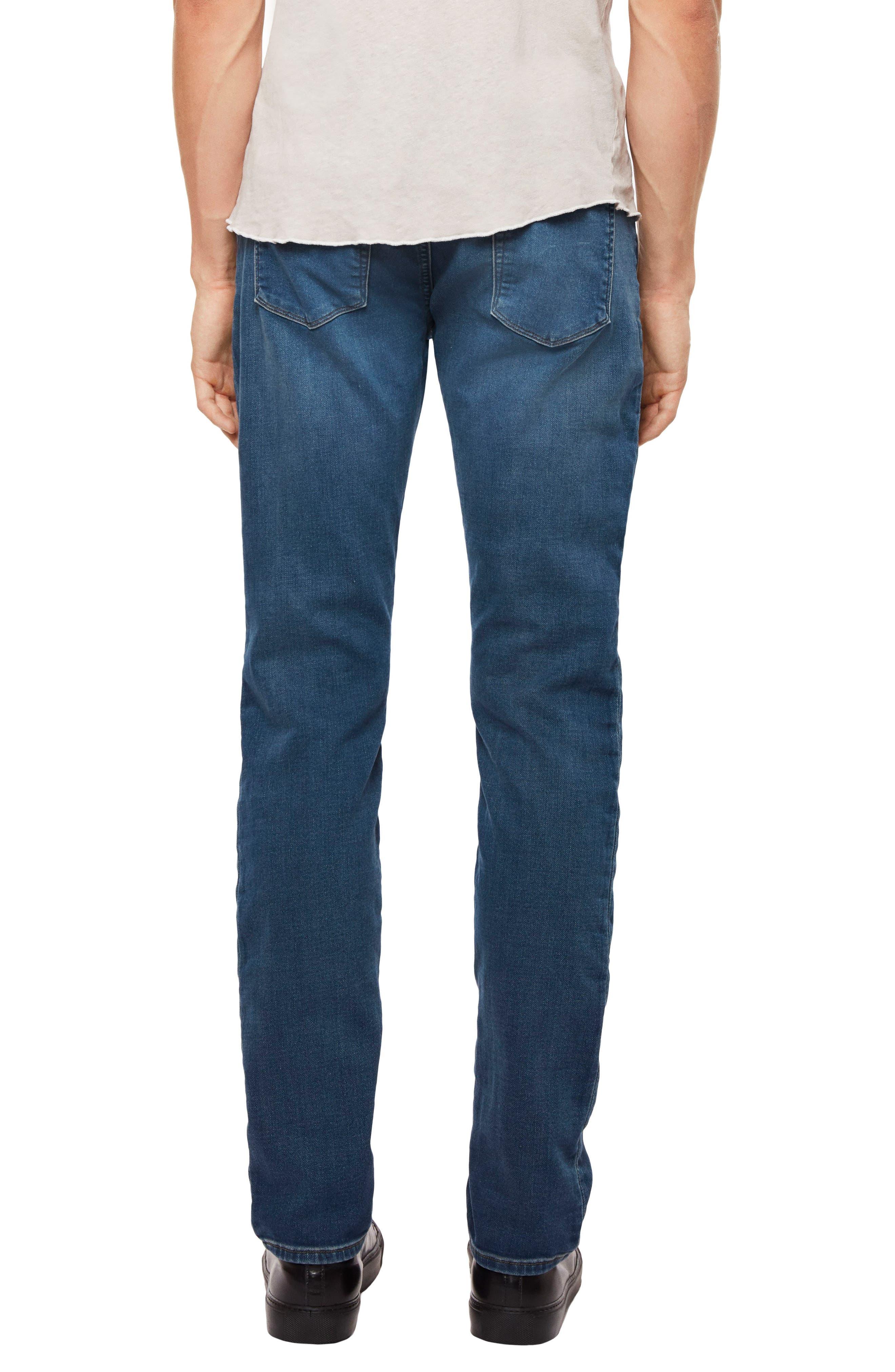 Kane Slim Straight Leg Jeans,                             Alternate thumbnail 2, color,                             454