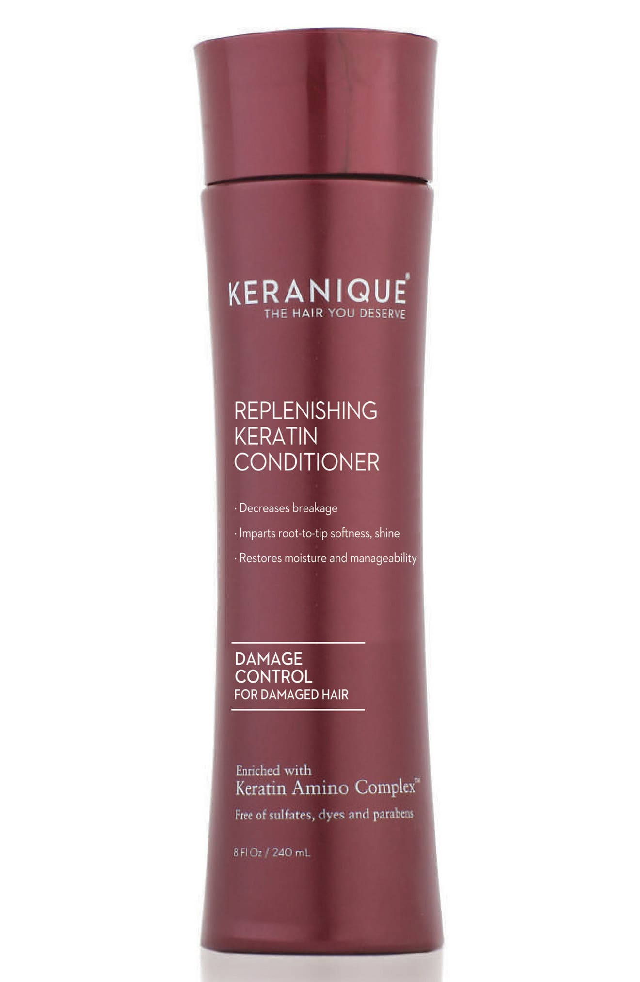 Scalp Replenishing Conditioner Damage Control,                             Main thumbnail 1, color,                             NO COLOR