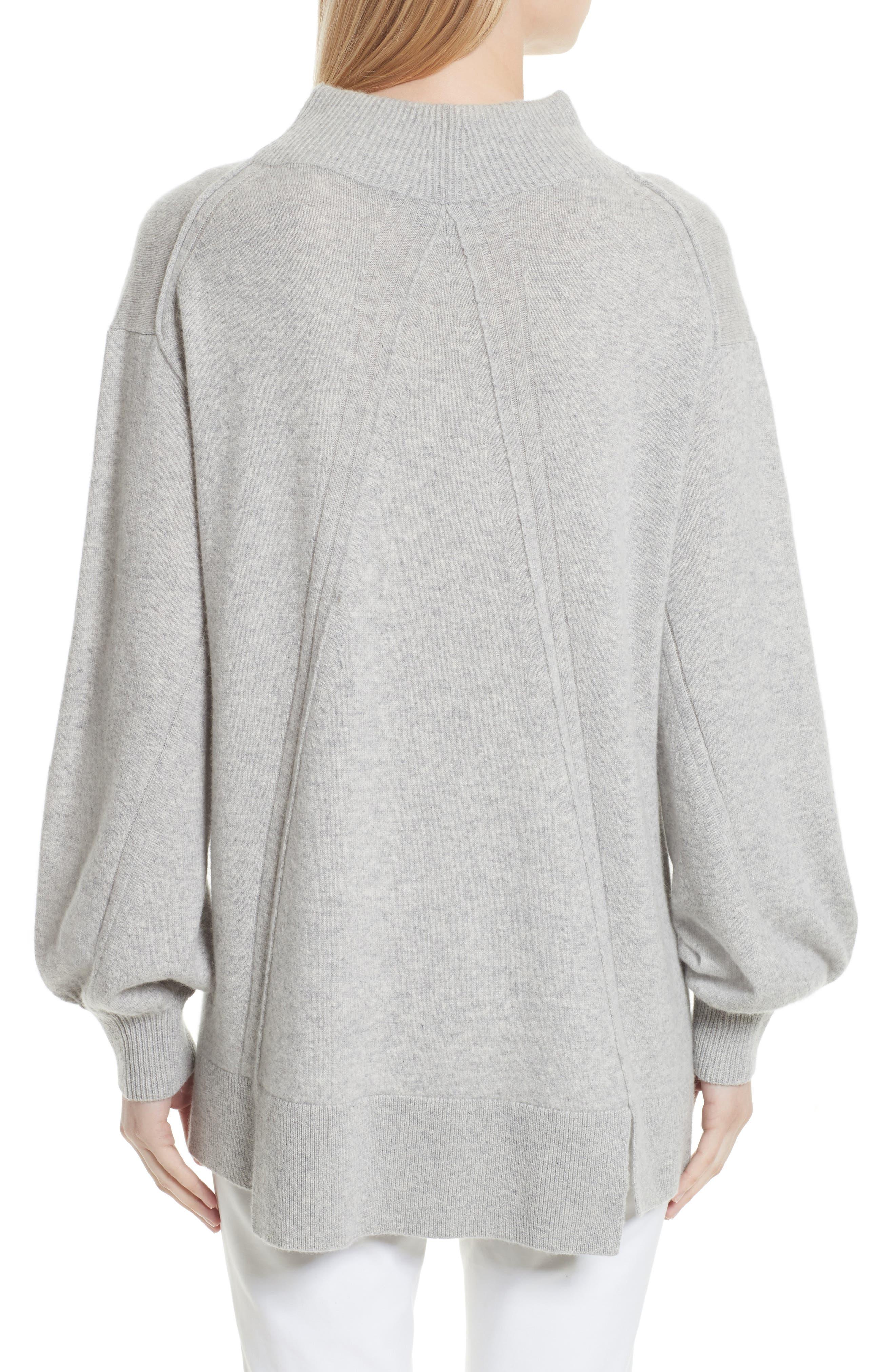 Ace Cashmere Turtleneck Sweater,                             Alternate thumbnail 2, color,                             058