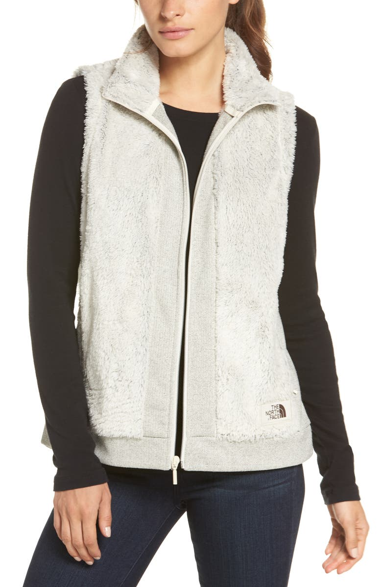 The North Face Faux Fur Vest | Nordstrom