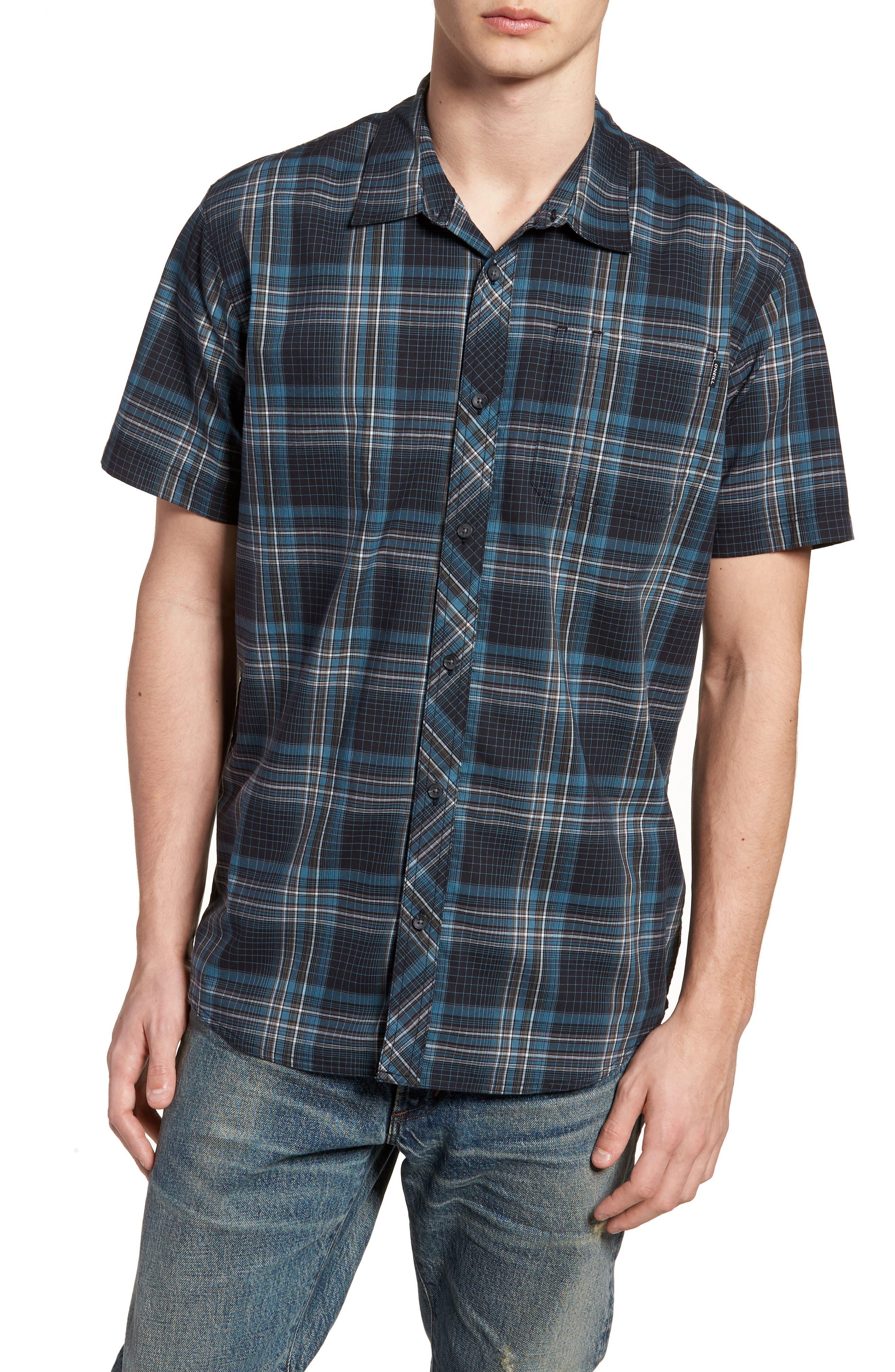 Gentry Short Sleeve Shirt,                             Main thumbnail 3, color,