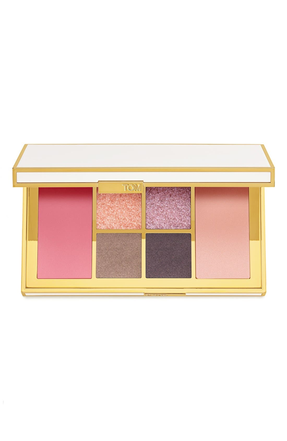 Soleil Eye and Cheek Palette,                             Alternate thumbnail 4, color,