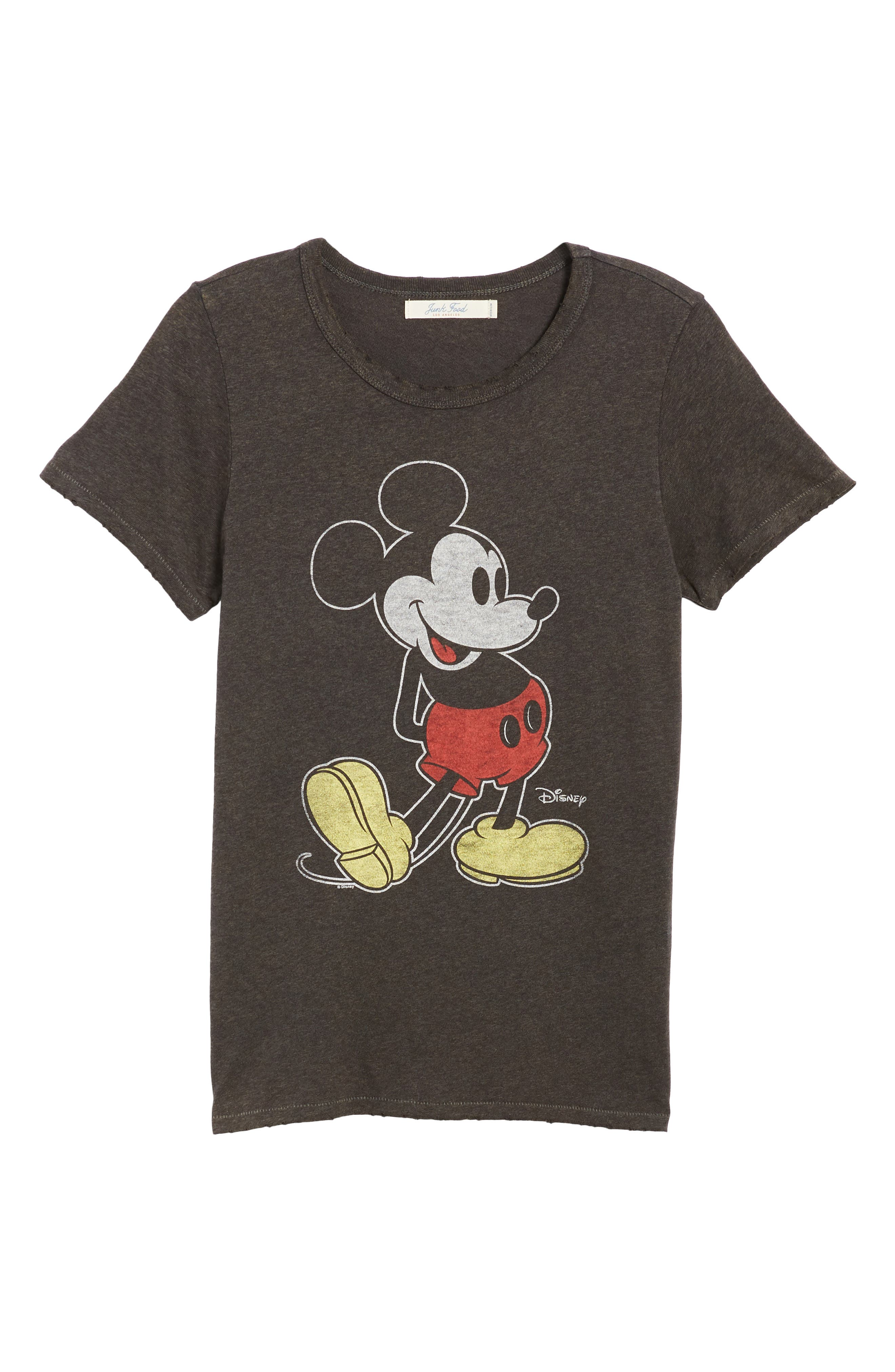 Disney<sup>®</sup> Mickey Mouse - Japan Tee,                             Alternate thumbnail 6, color,                             004