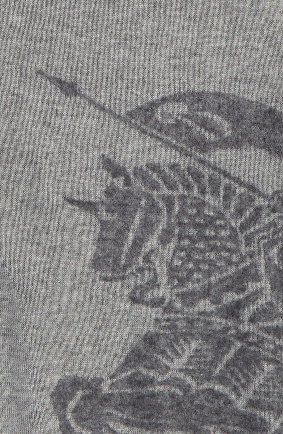 Mini Chalfont Cashmere Sweater,                             Alternate thumbnail 2, color,                             051