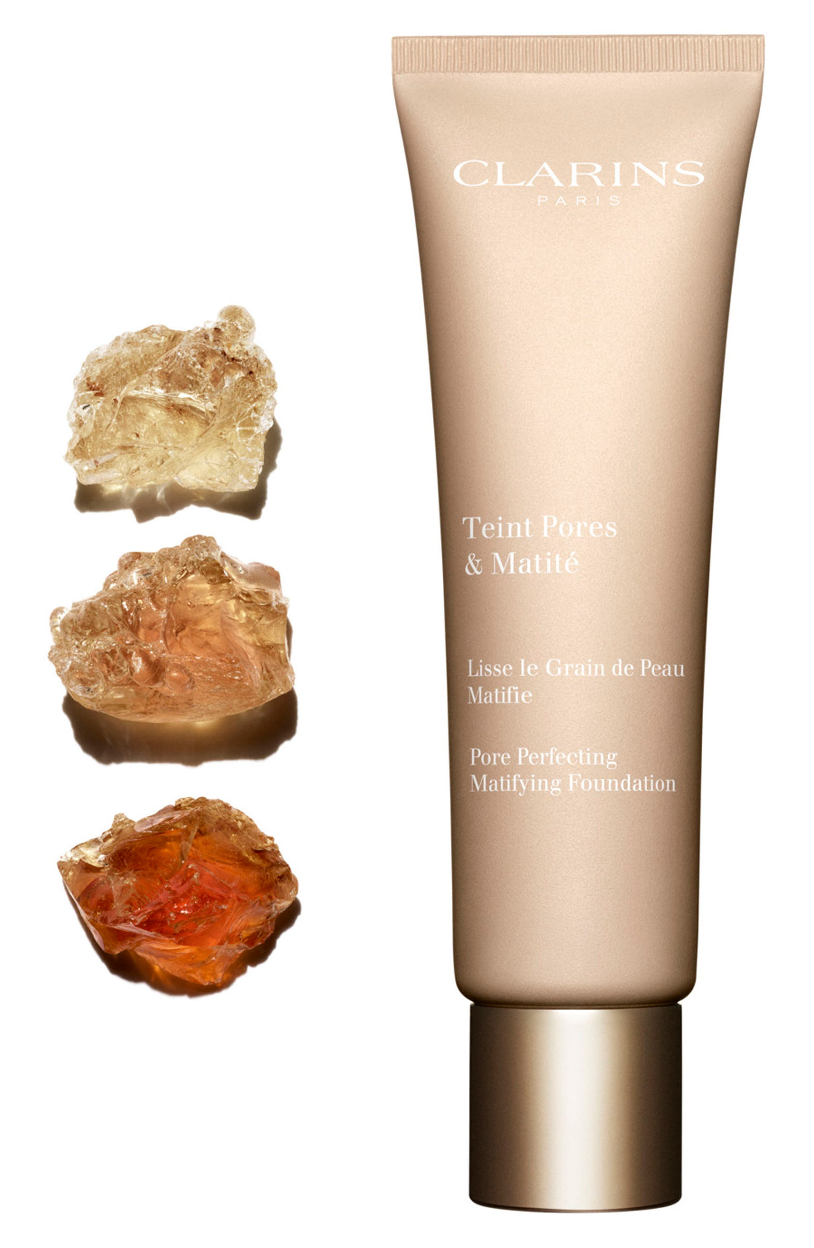 Pore Perfecting Matifying Foundation,                             Alternate thumbnail 2, color,                             NUDE AMBER