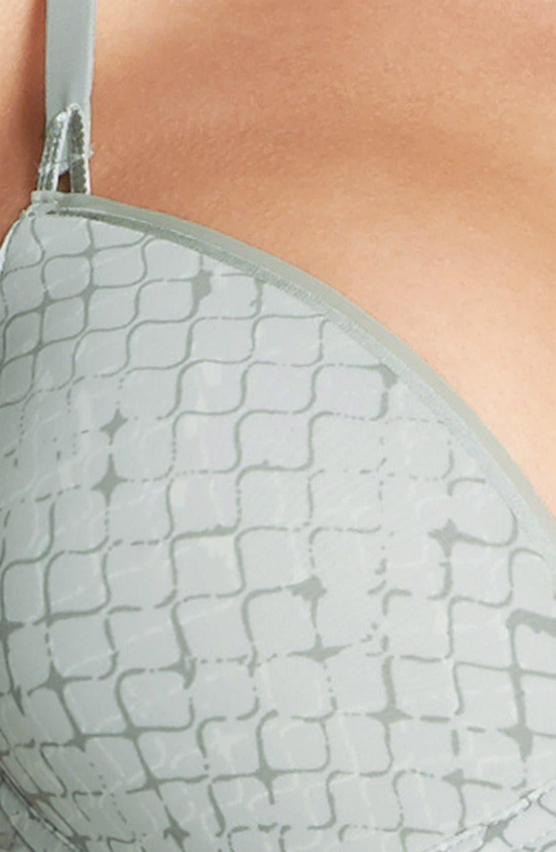 'Seductive Comfort - Customized Lift' Underwire Bra,                             Alternate thumbnail 70, color,
