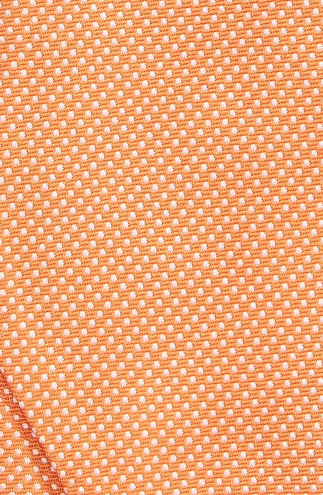 Dot Silk Bow Tie,                             Alternate thumbnail 30, color,