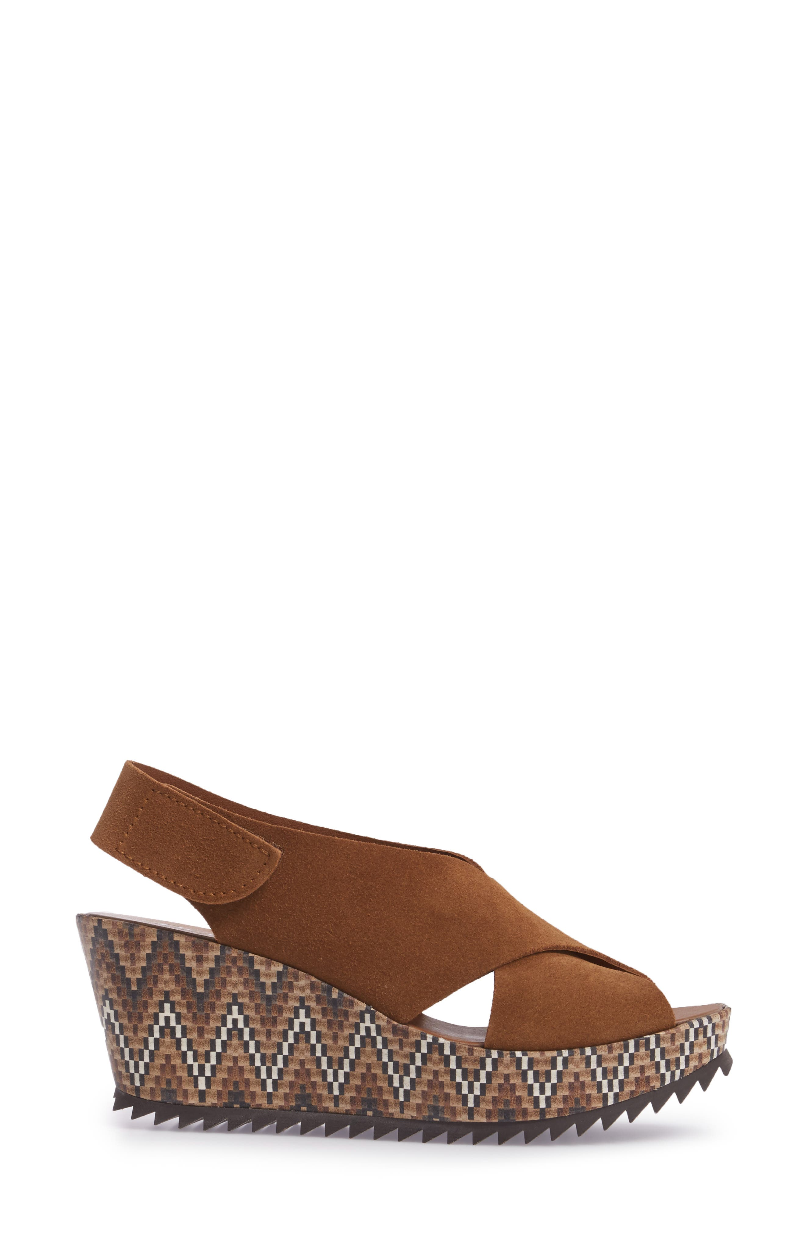 'Federica' Wedge Sandal,                             Alternate thumbnail 10, color,
