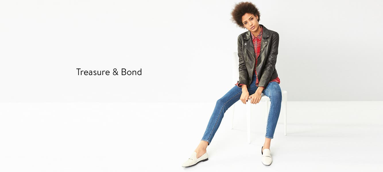 Exclusively at Nordstrom: Treasure & Bond.